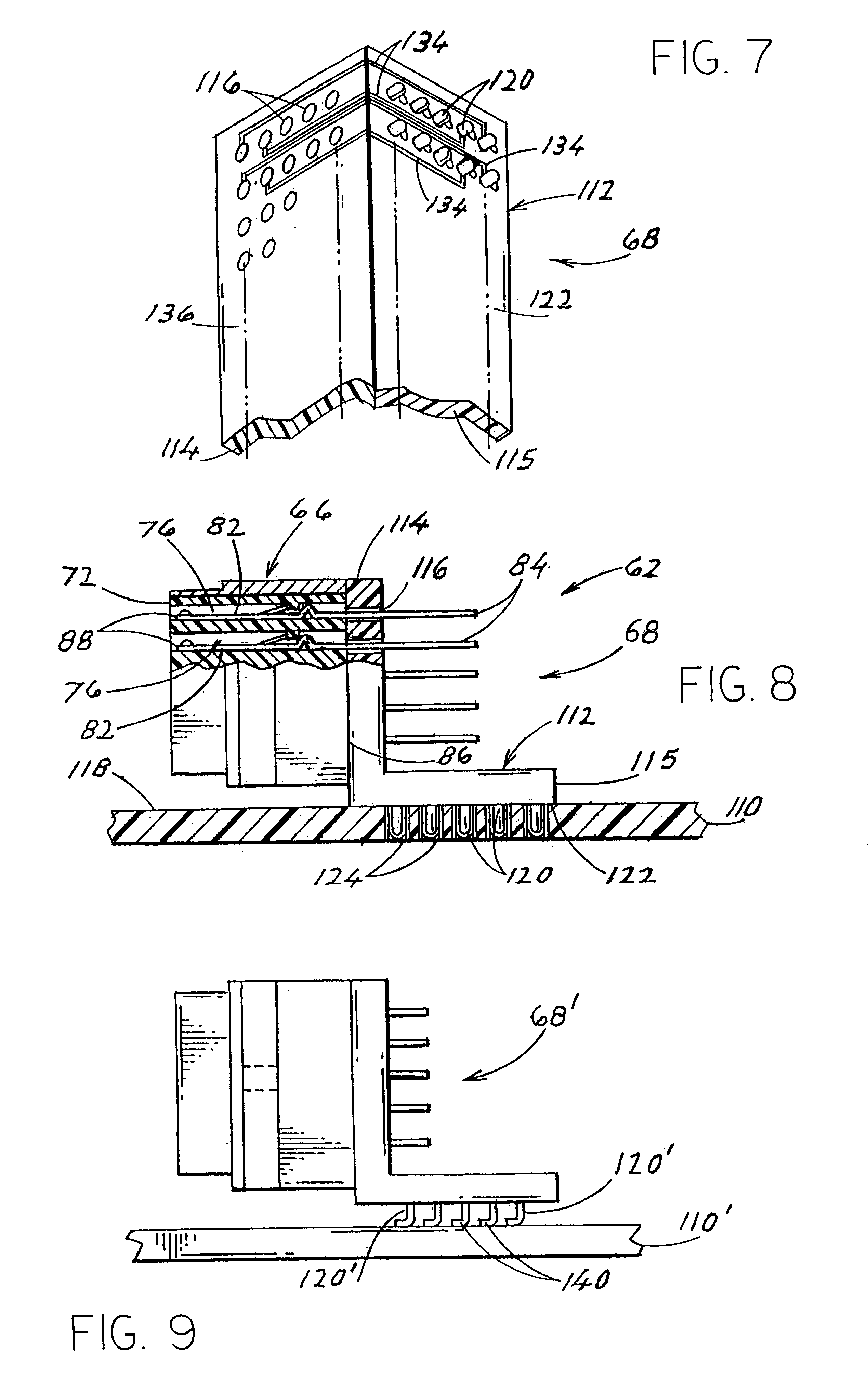 patent us6200146 - right angle connector