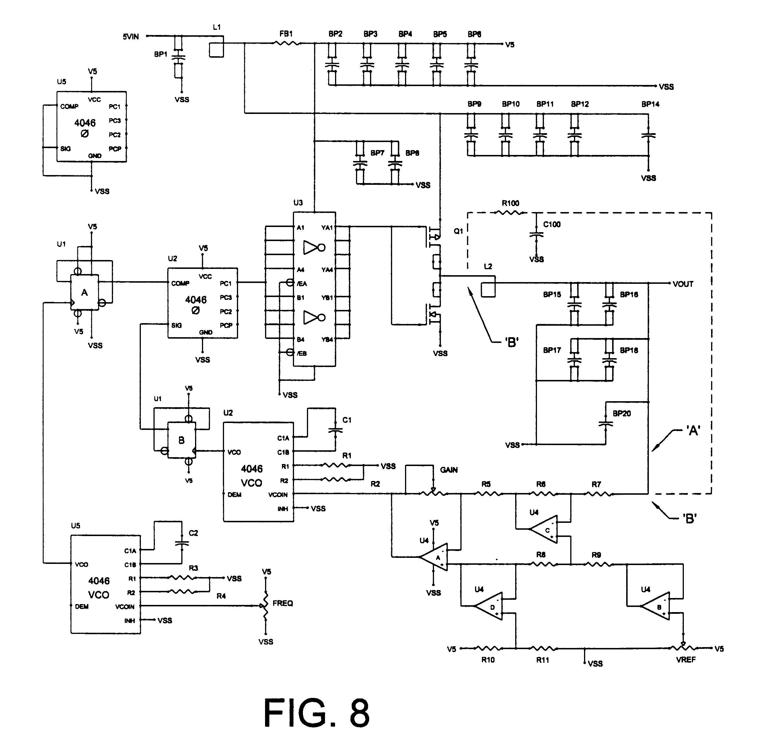 Patent Us6208216 Phase Locked Loop Pulse Width