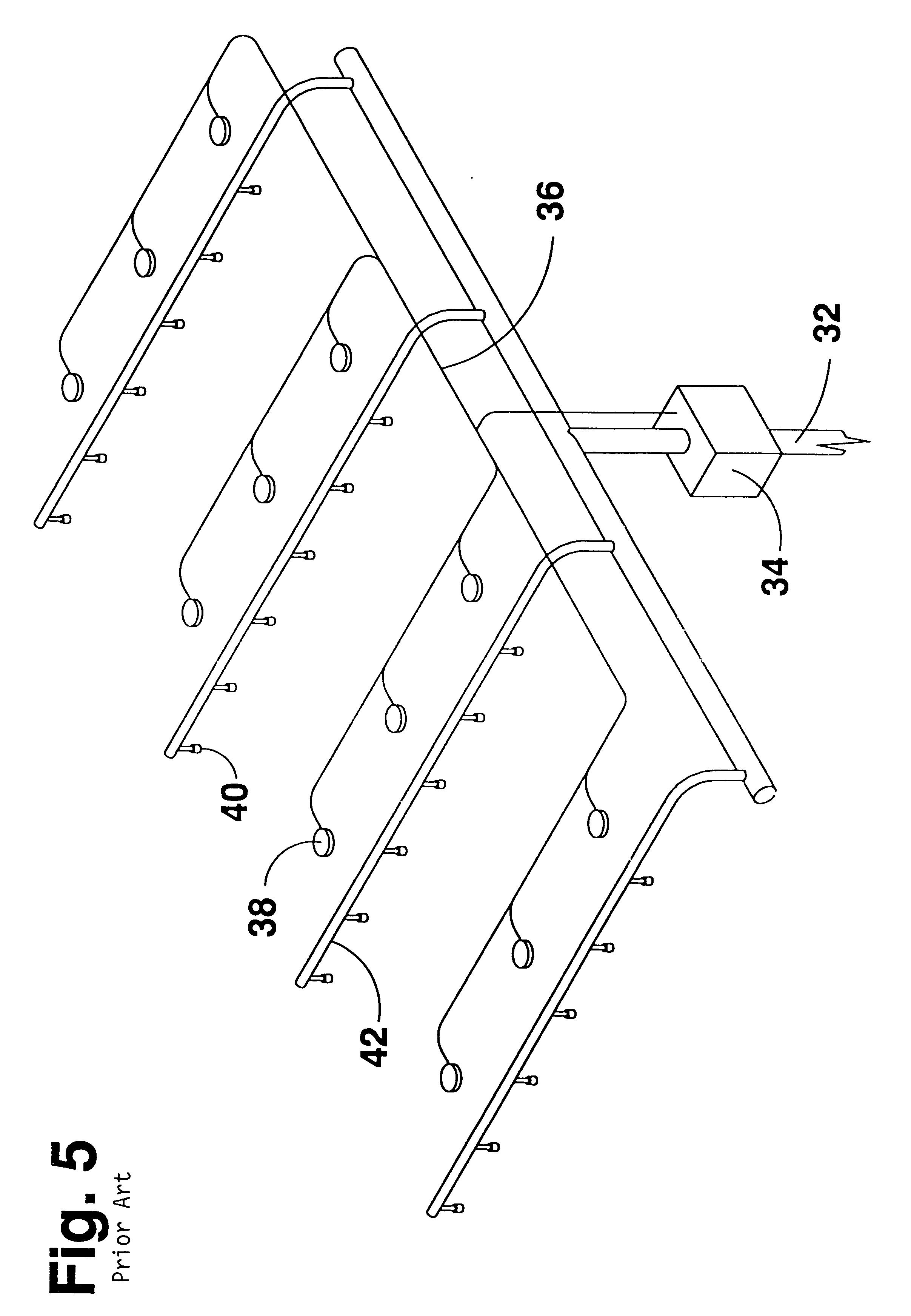 patent us6209654 - deluge fire sprinkler system