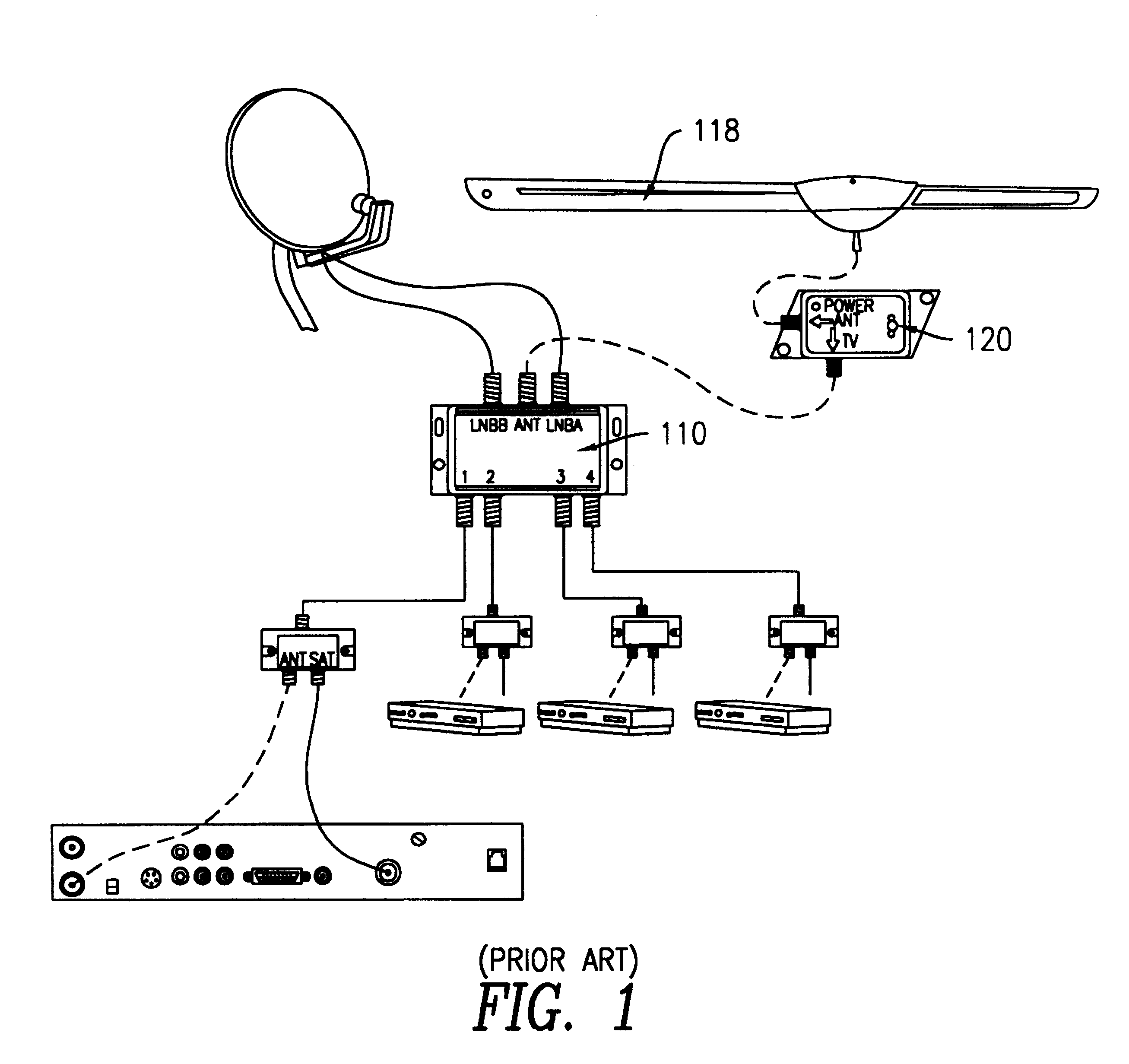 patent us6211844  antenna multi
