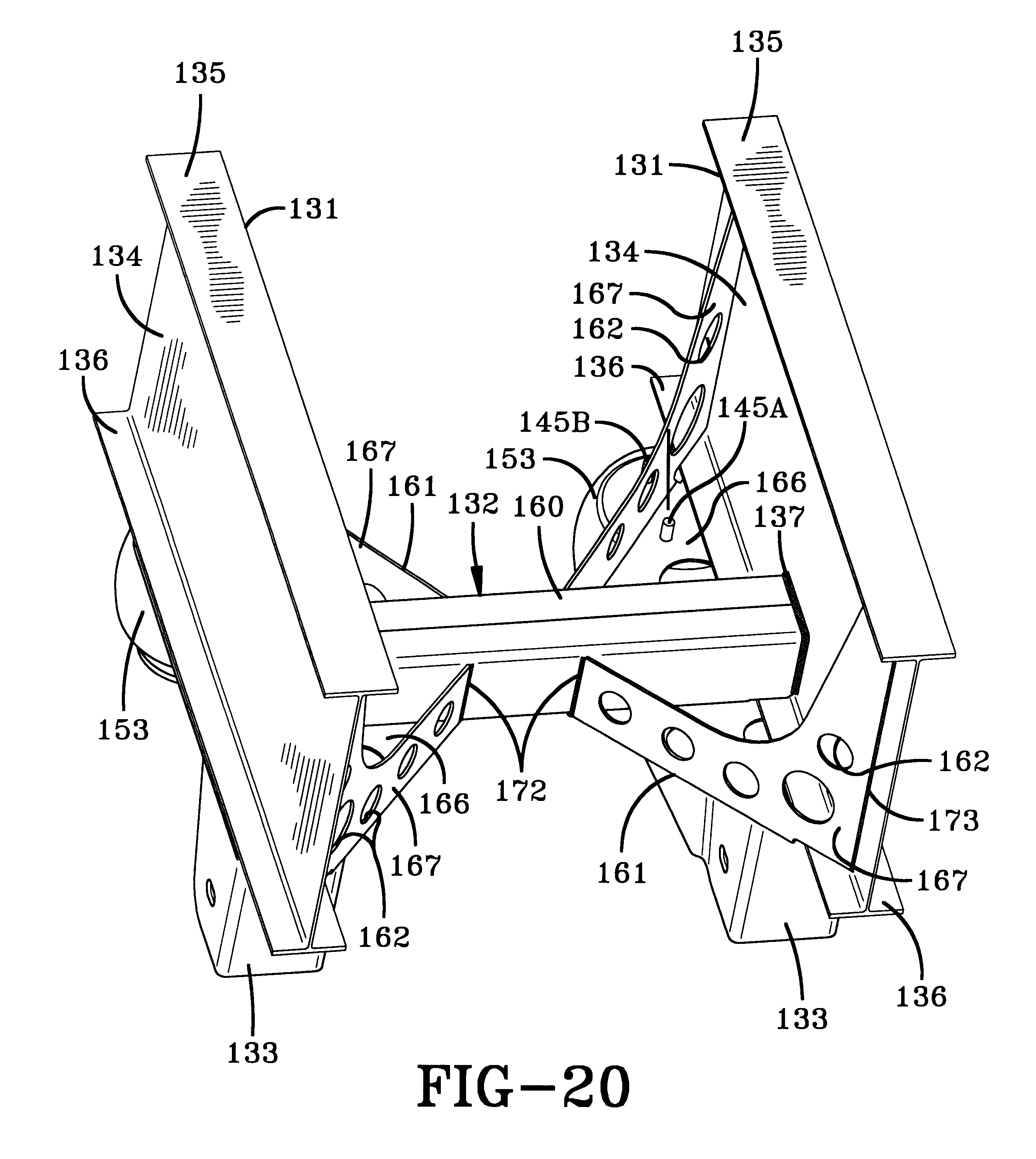 truck frame diagram cross members  diagram  auto parts