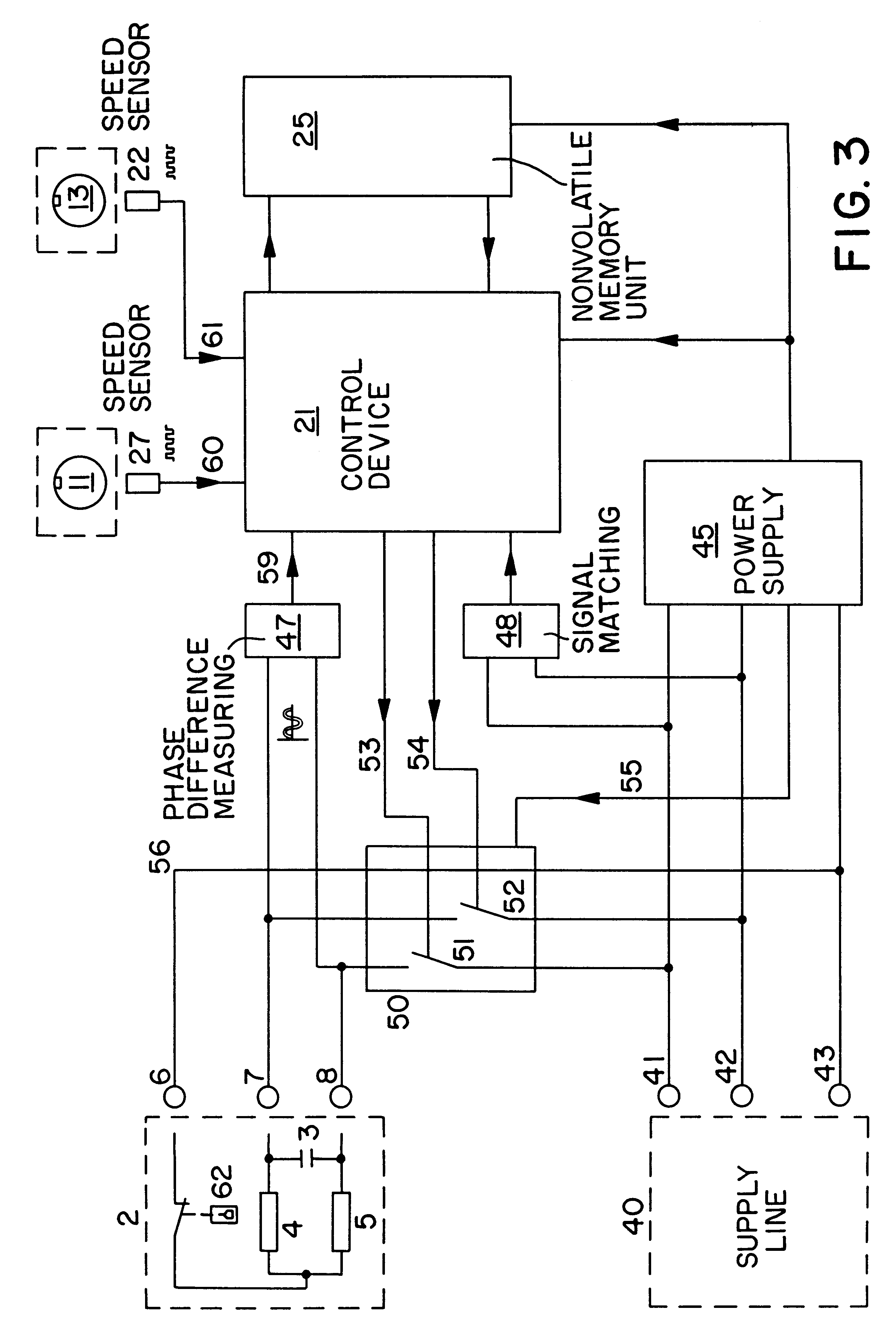 patent us6215265 system and method for controlling activating actuator motors for various
