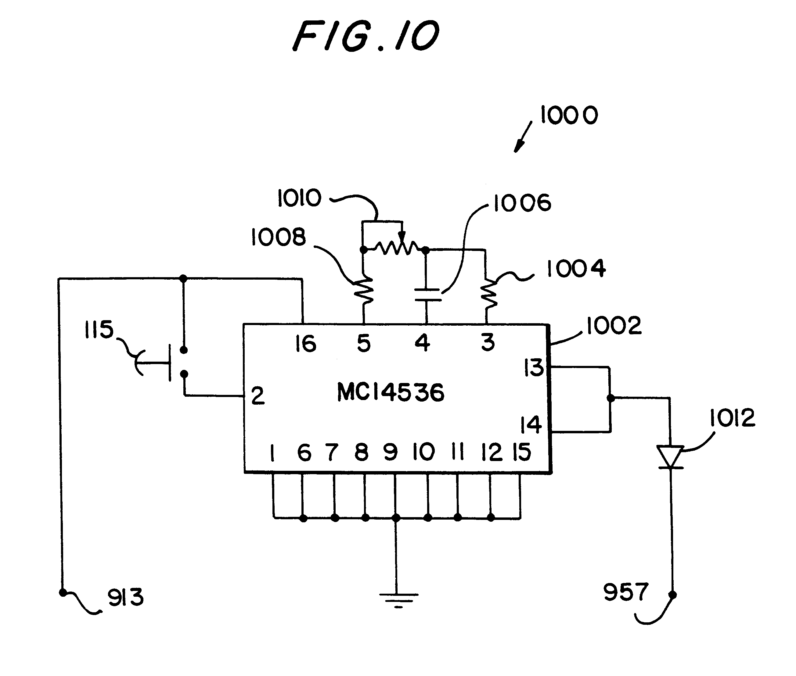 patent us6215398 occupancy sensors for long range sensing within