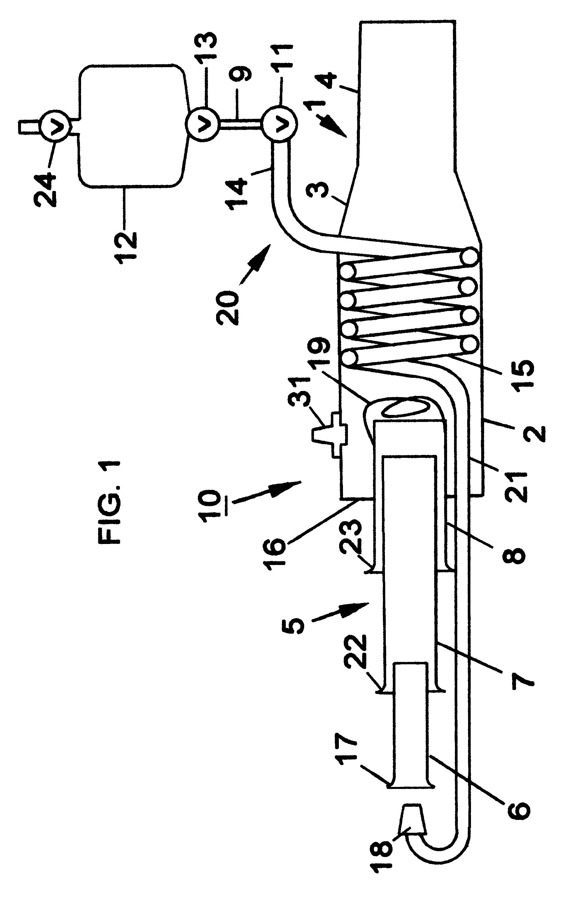 scramjet engine diagram