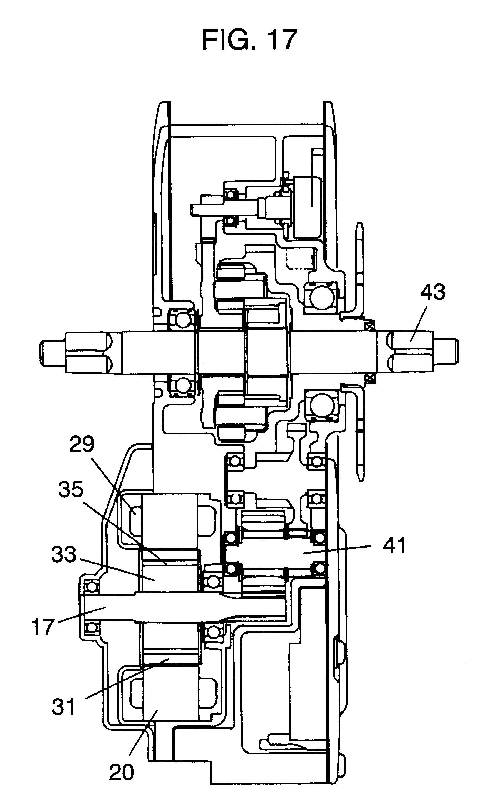Patent Us6218753 Motor Using Rotor Including Interior Permanent Magnet And Apparatus Driving