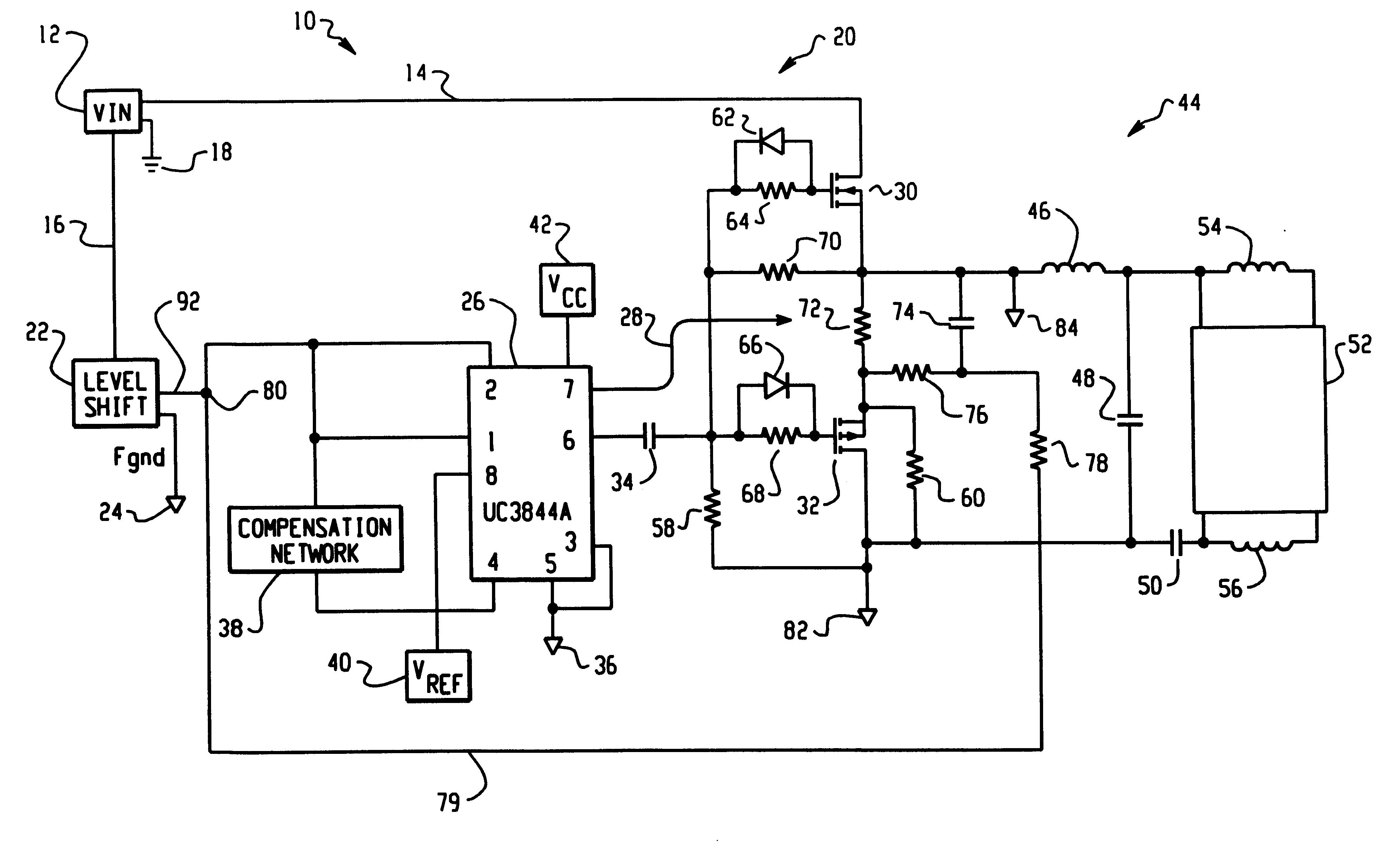 patent us6218788