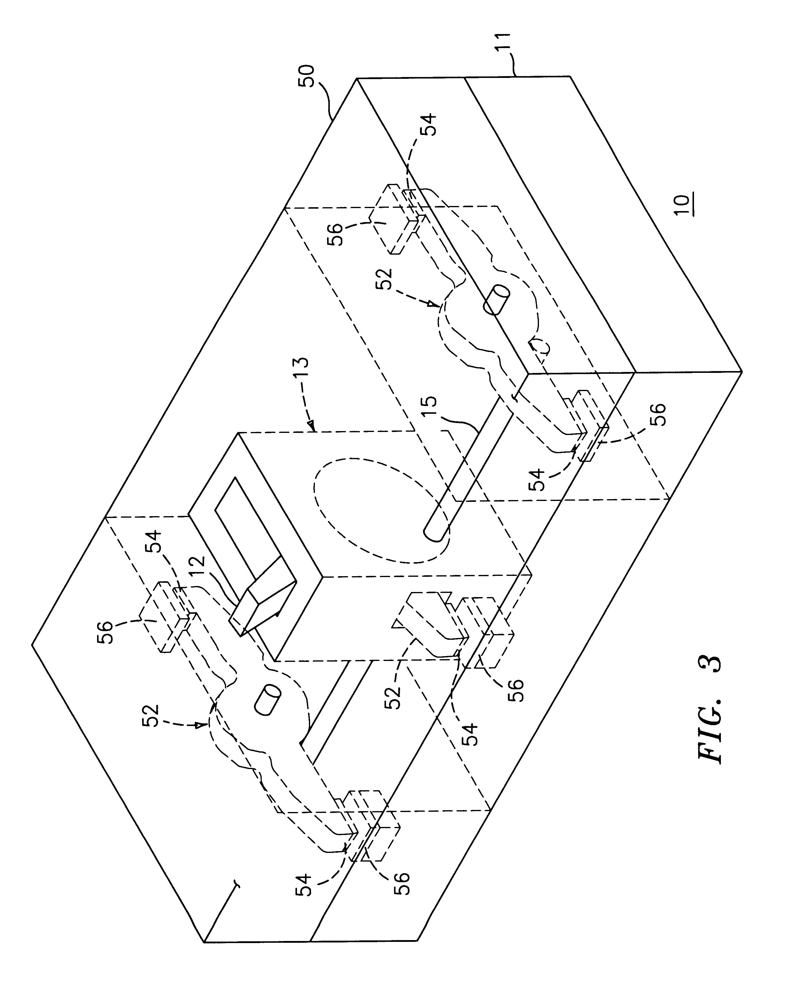 patent us6218917