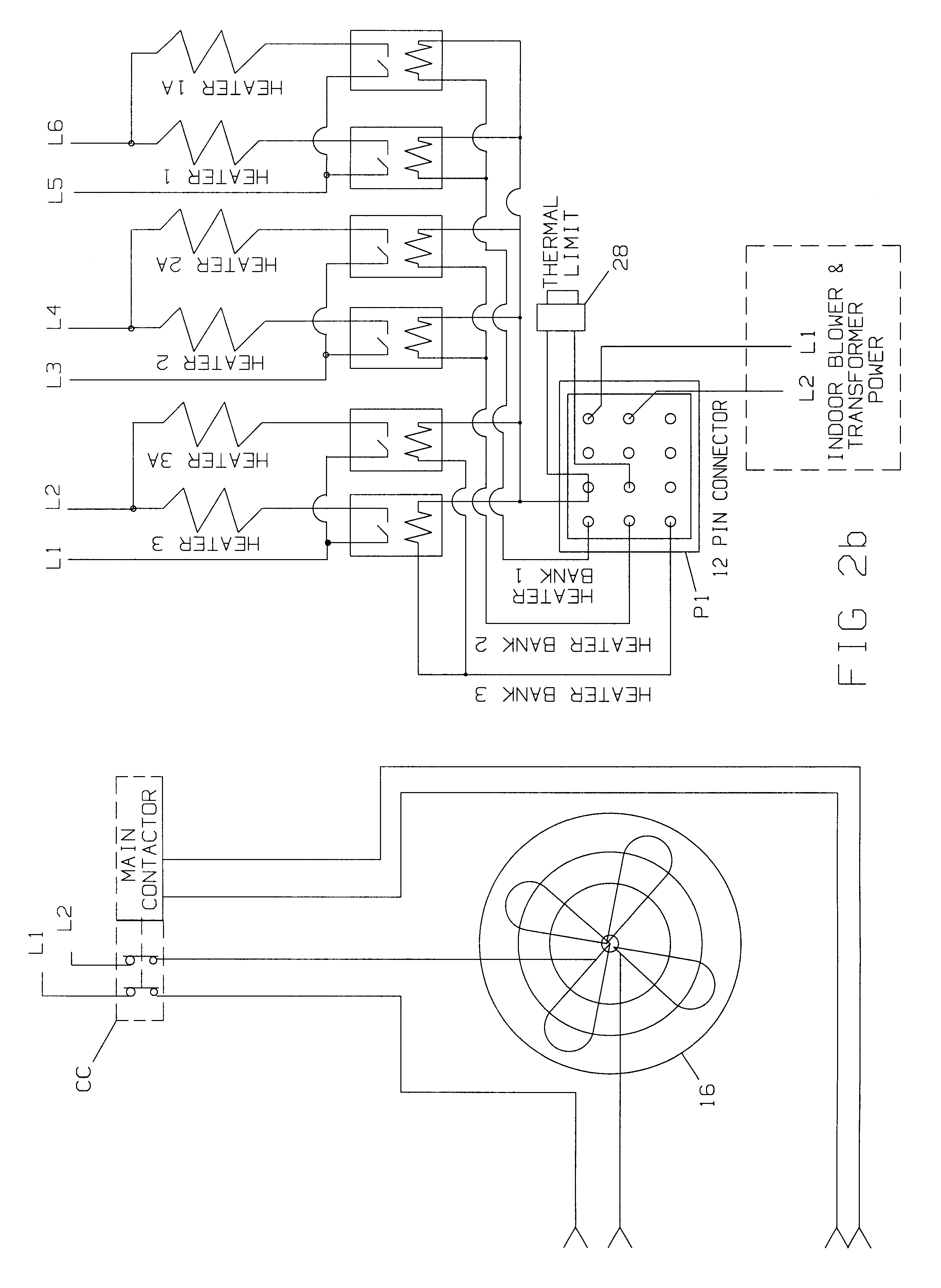 US06220043 20010424 D00003 patent us6220043 apparatus and method for control of a heat pump  at webbmarketing.co