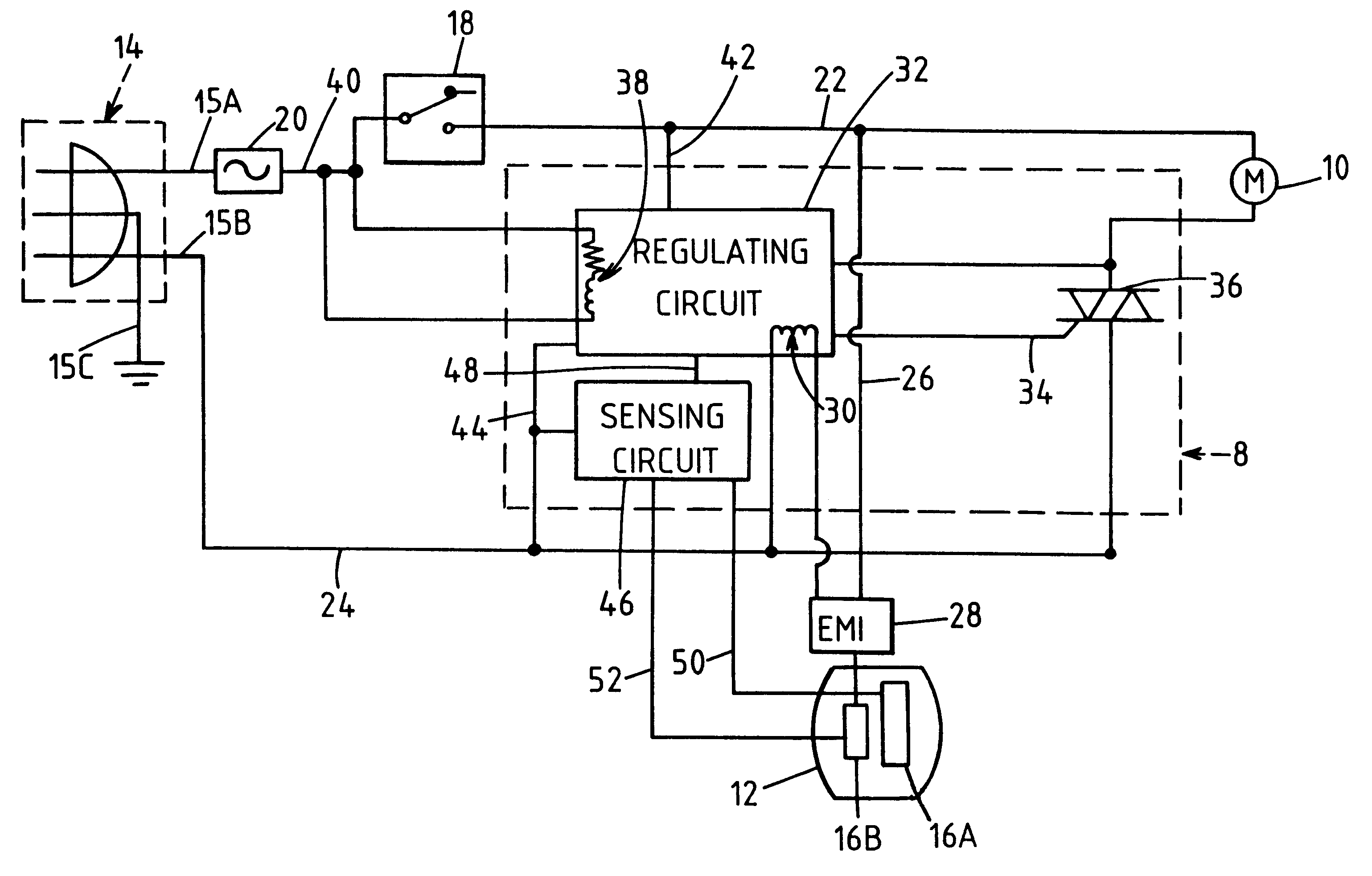 Patent Us6222285 Intelligent Switch Control Circuit Google Patents Electronic Integrated Controlcircuit Drawing