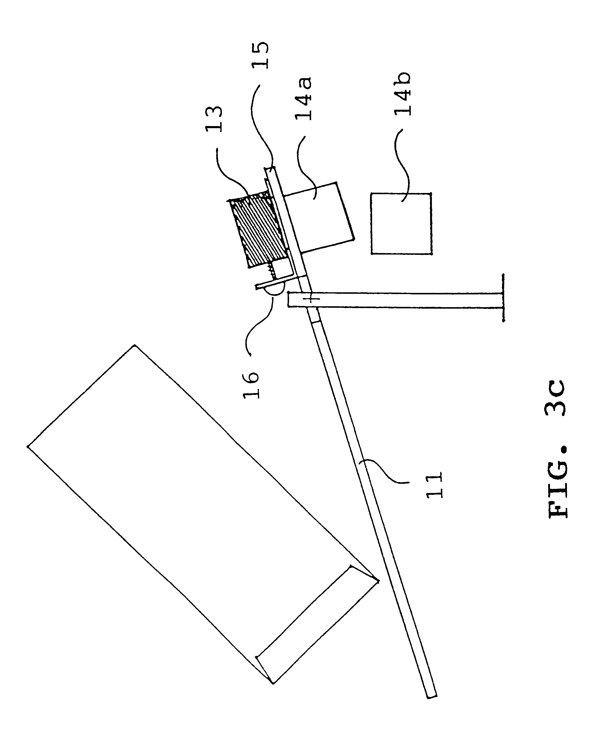 patent us6222451 - delivery signal device for a mailbox