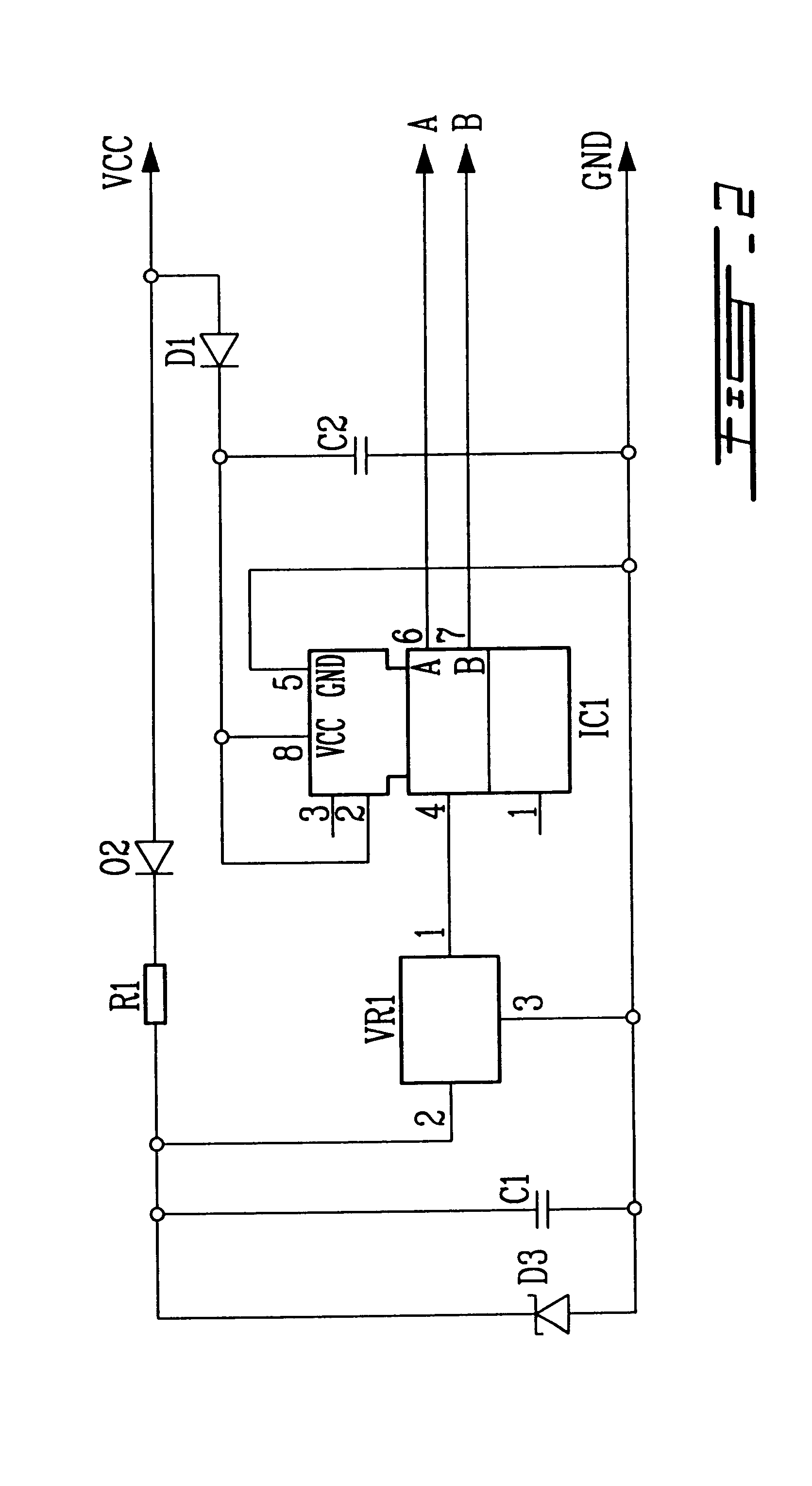 US06224255 20010501 D00002 patent us6224255 temperature pickup for oil filled vessels and qualitrol 167 wiring diagram at mifinder.co