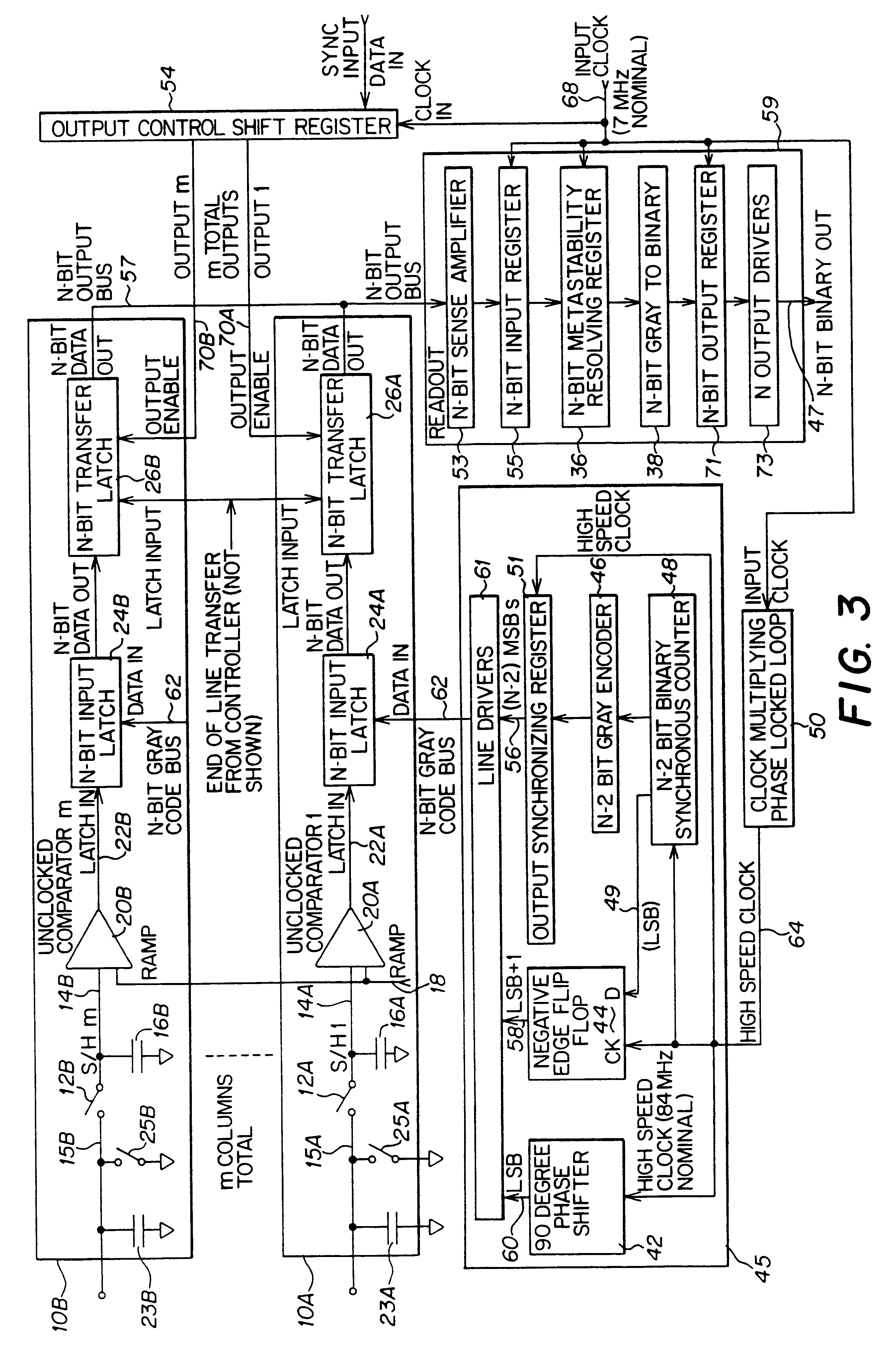 Monolithic Hybrid Digital To Analog Converters Auto Electrical Monolithichybrid Patent Us6225937