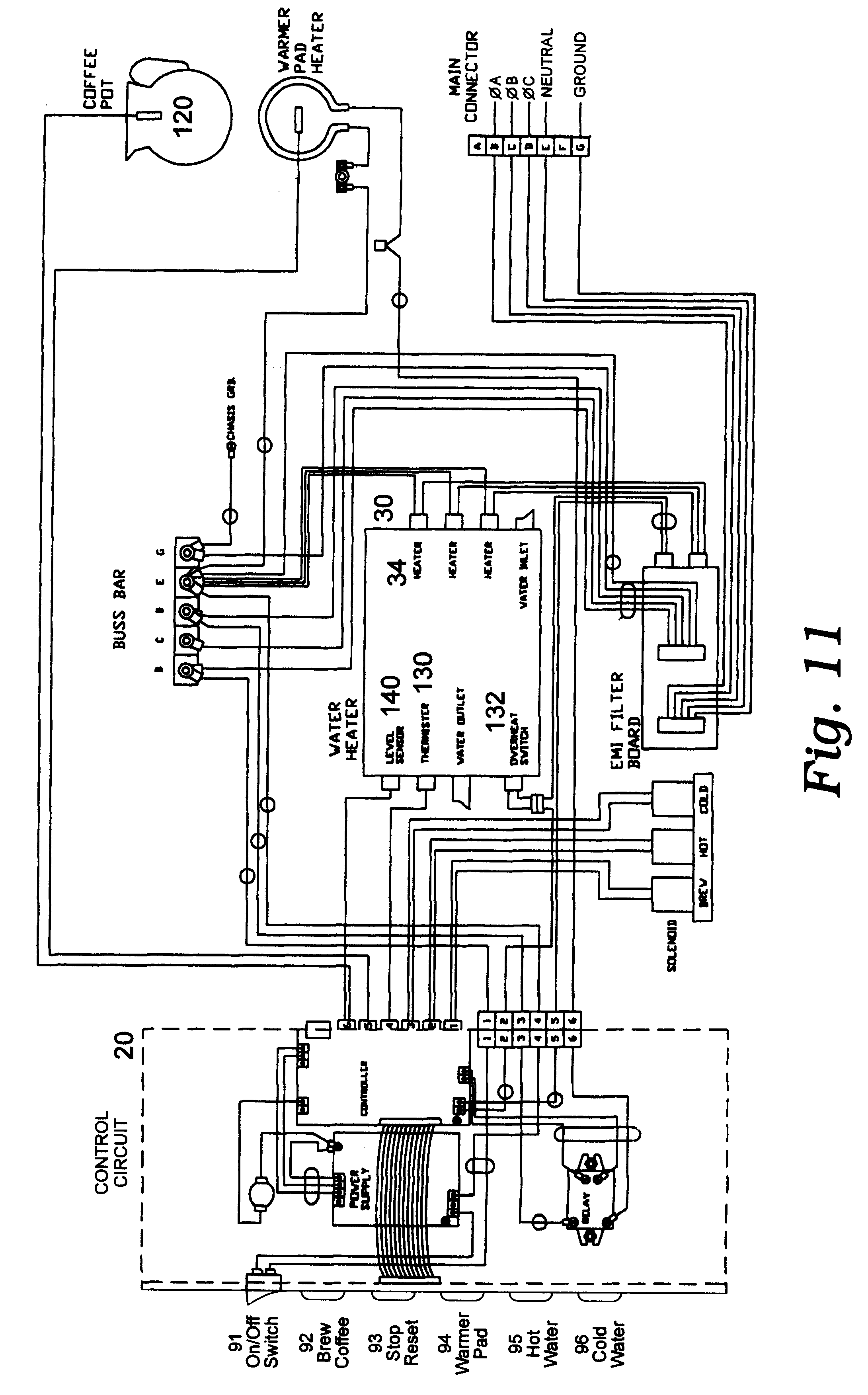 wiring diagram for a bunn coffee maker  u2013 powerking co