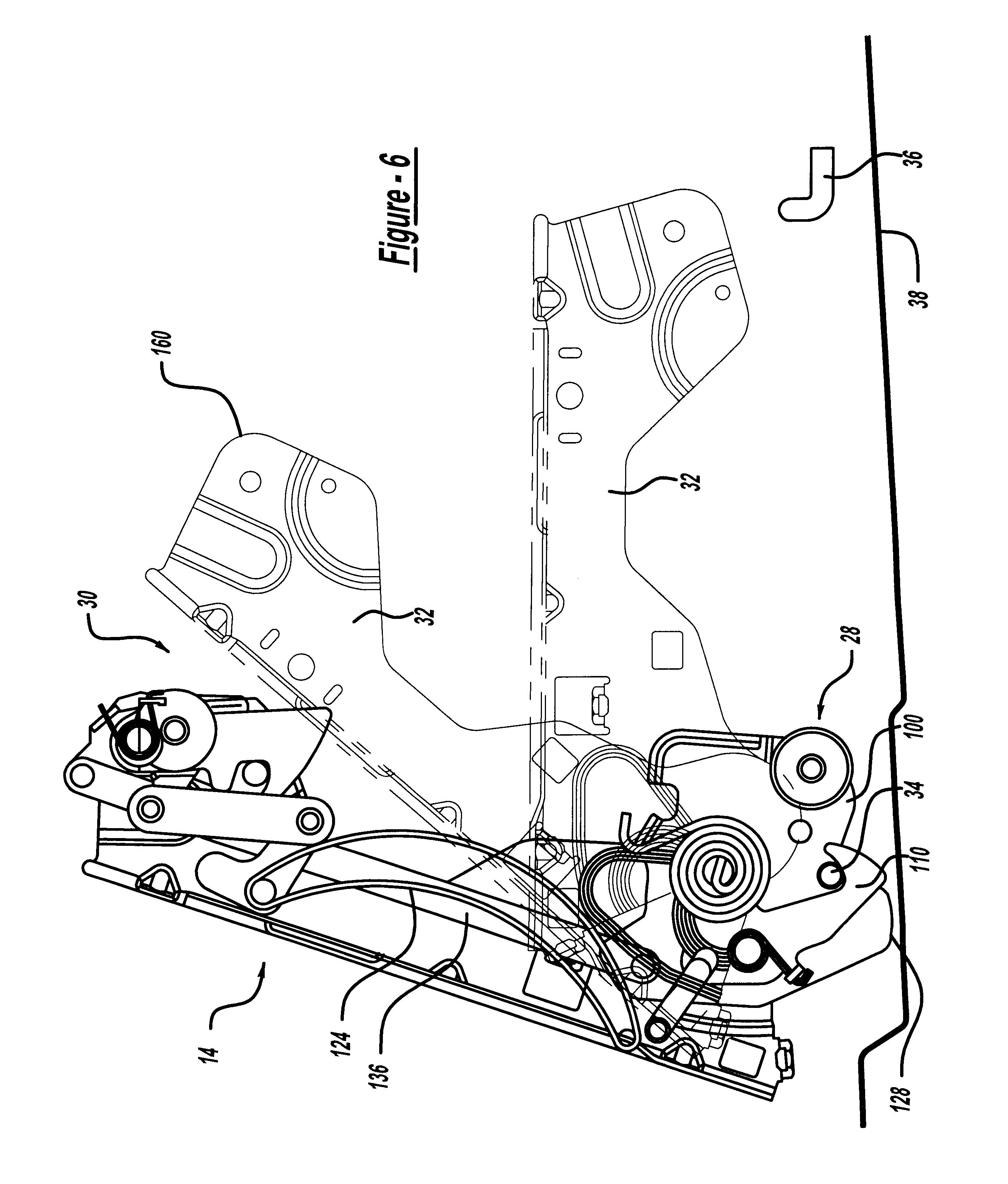 ford fusion evap purge valve location