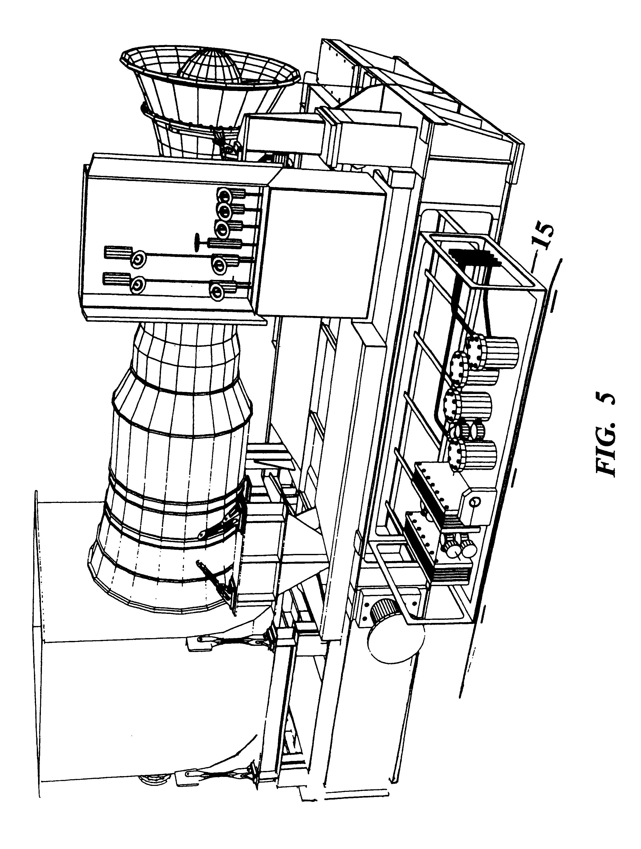 Patent US Base frame for a gas turbine Google Patentsuche