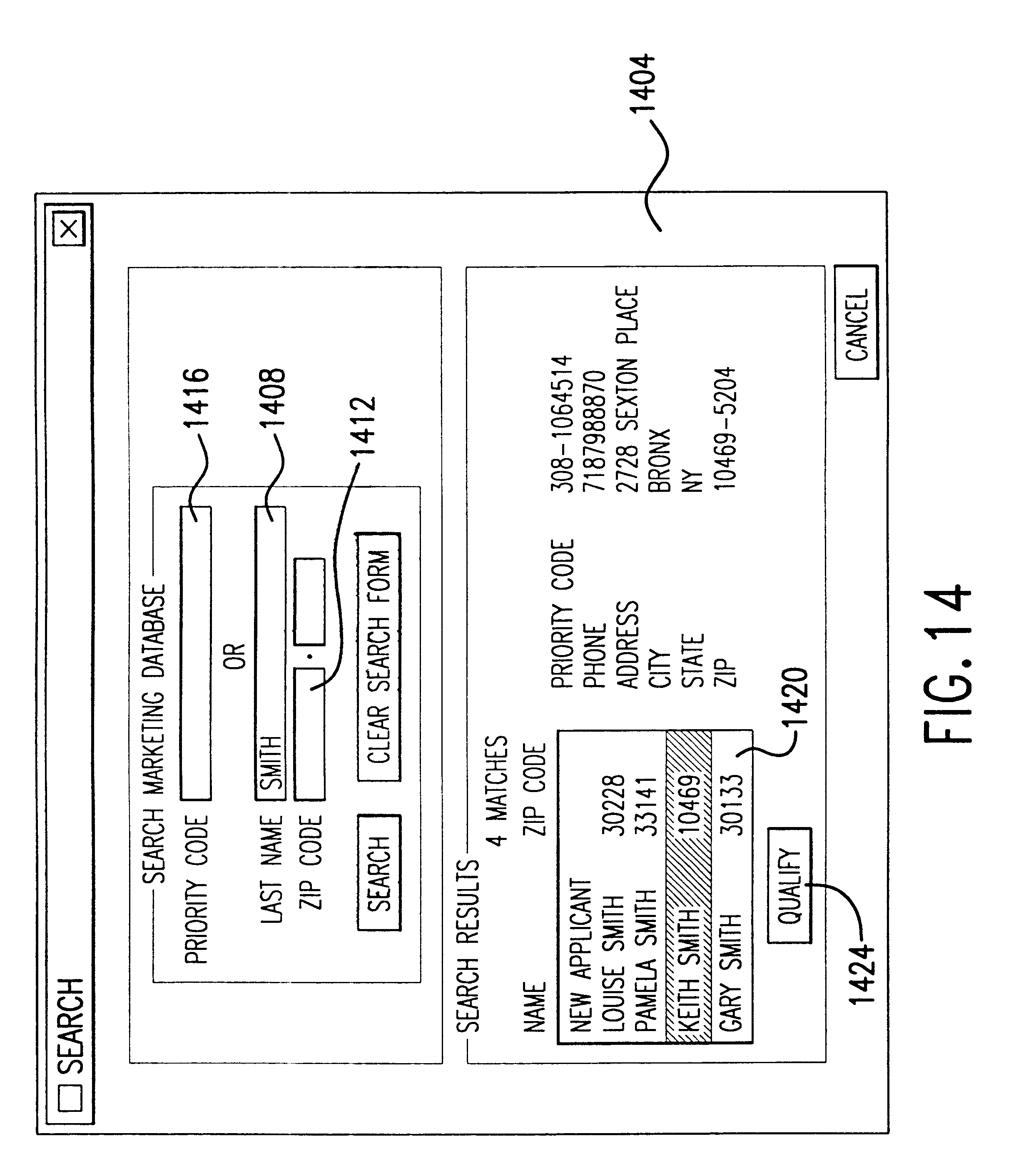 Patent US System Method And Computer Program Product For - Us zip code search by address