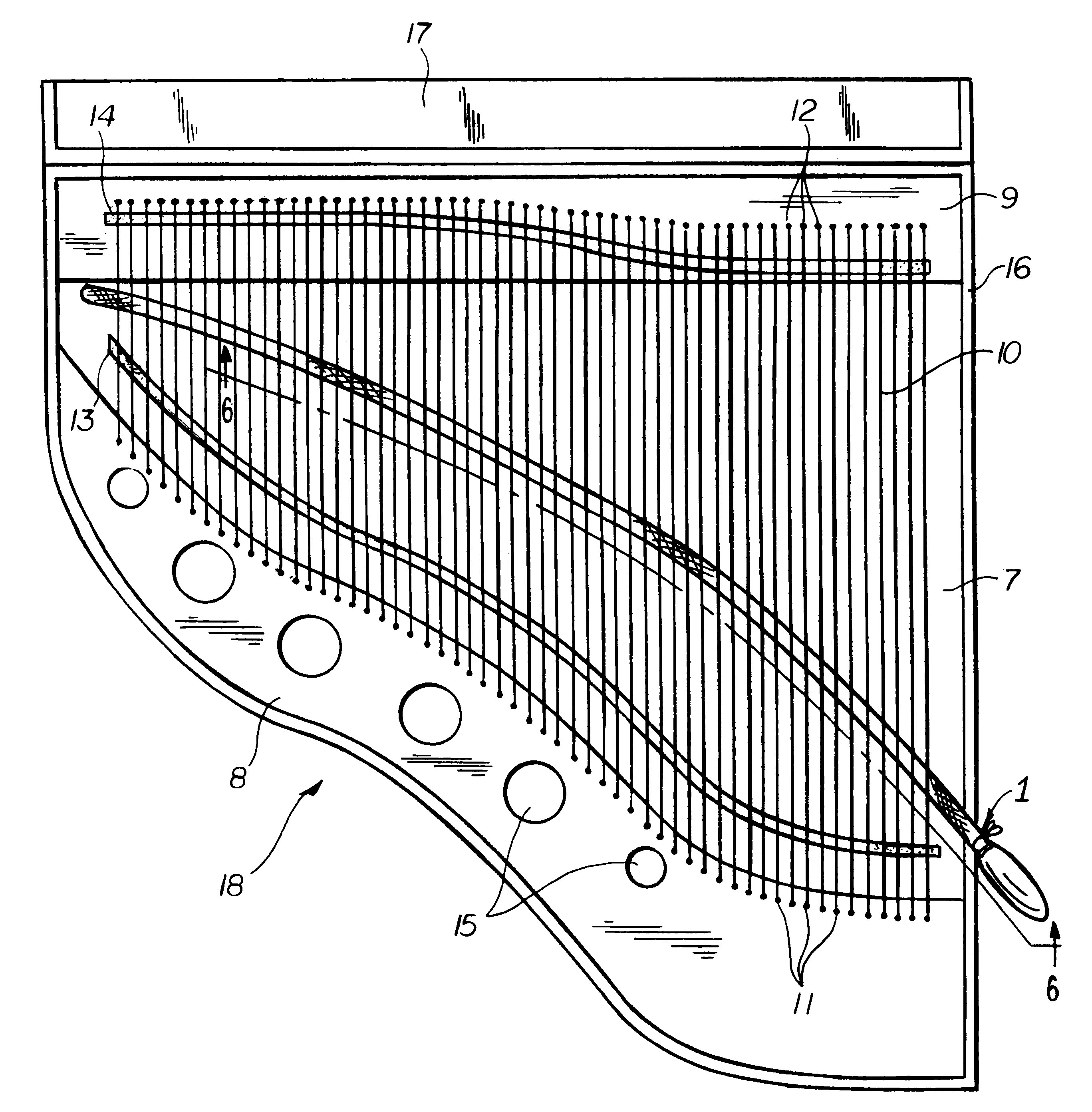 Patent Us6237184 Duster For Pianos And The Like Google