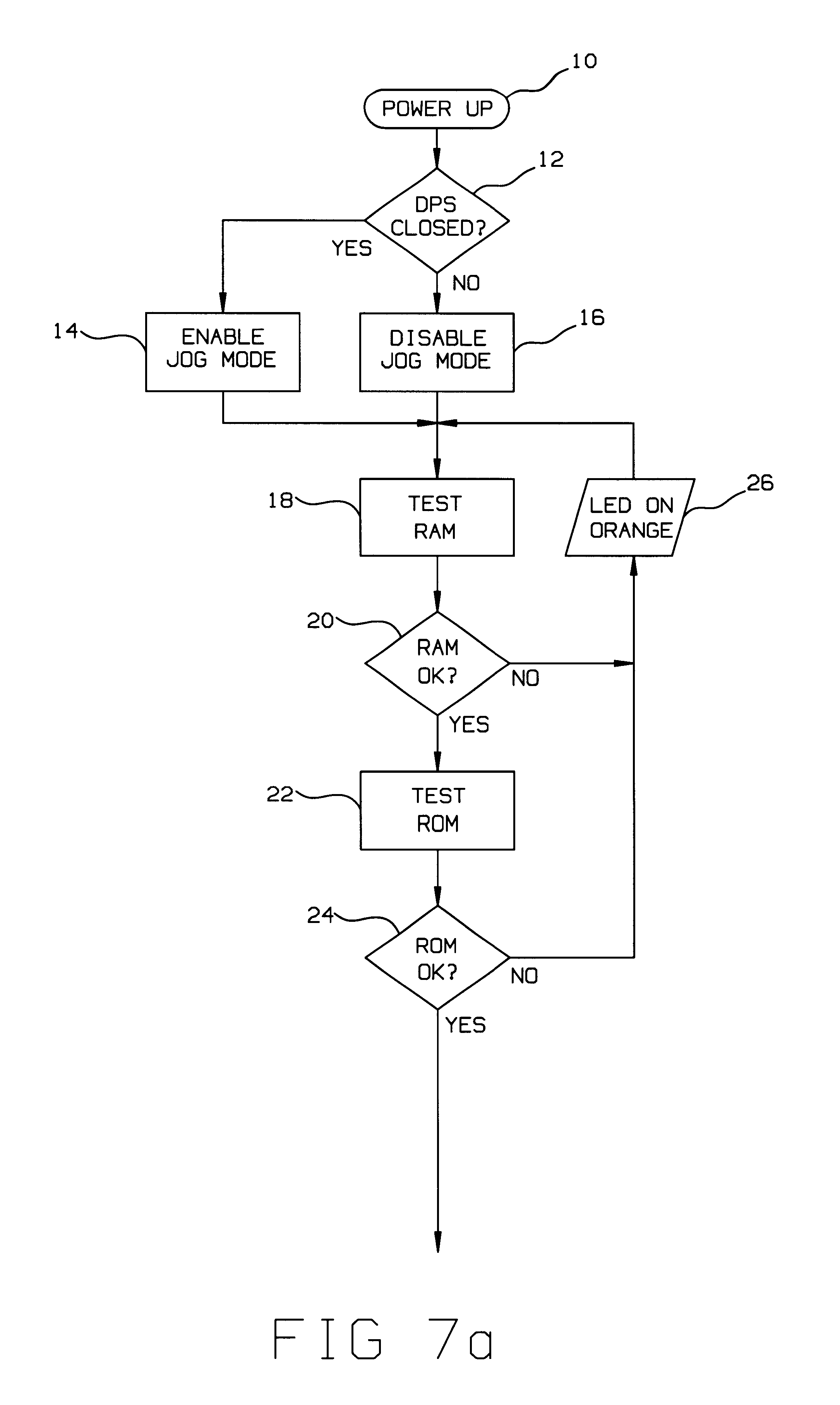 patent us differential oil pressure control apparatus and patent drawing