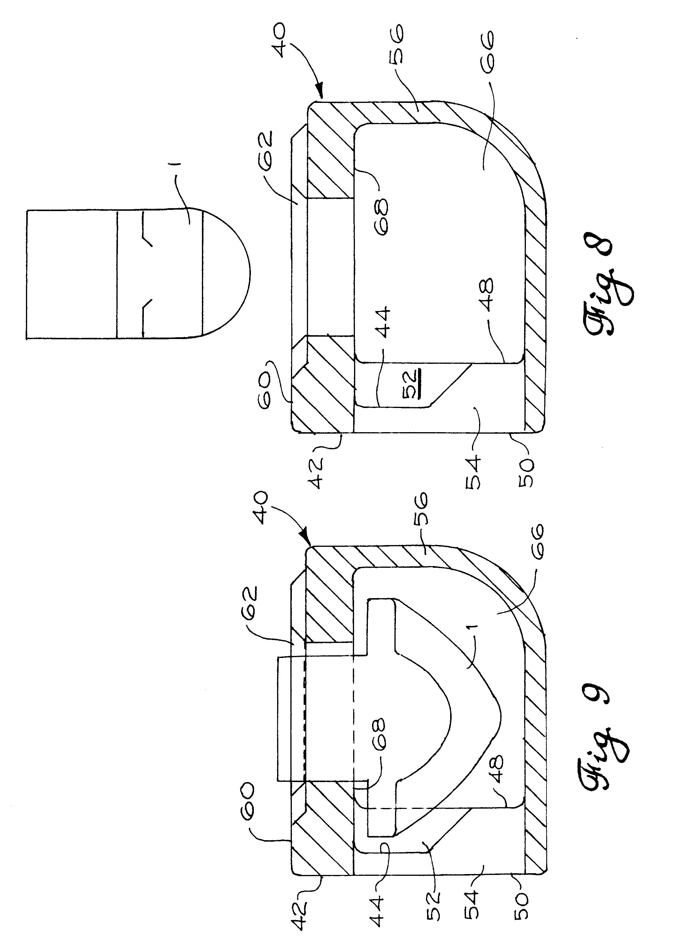 Patent Us6237794 Stacking Post Top Casting Google Patents Hyundai Translead Wiring Diagram Drawing