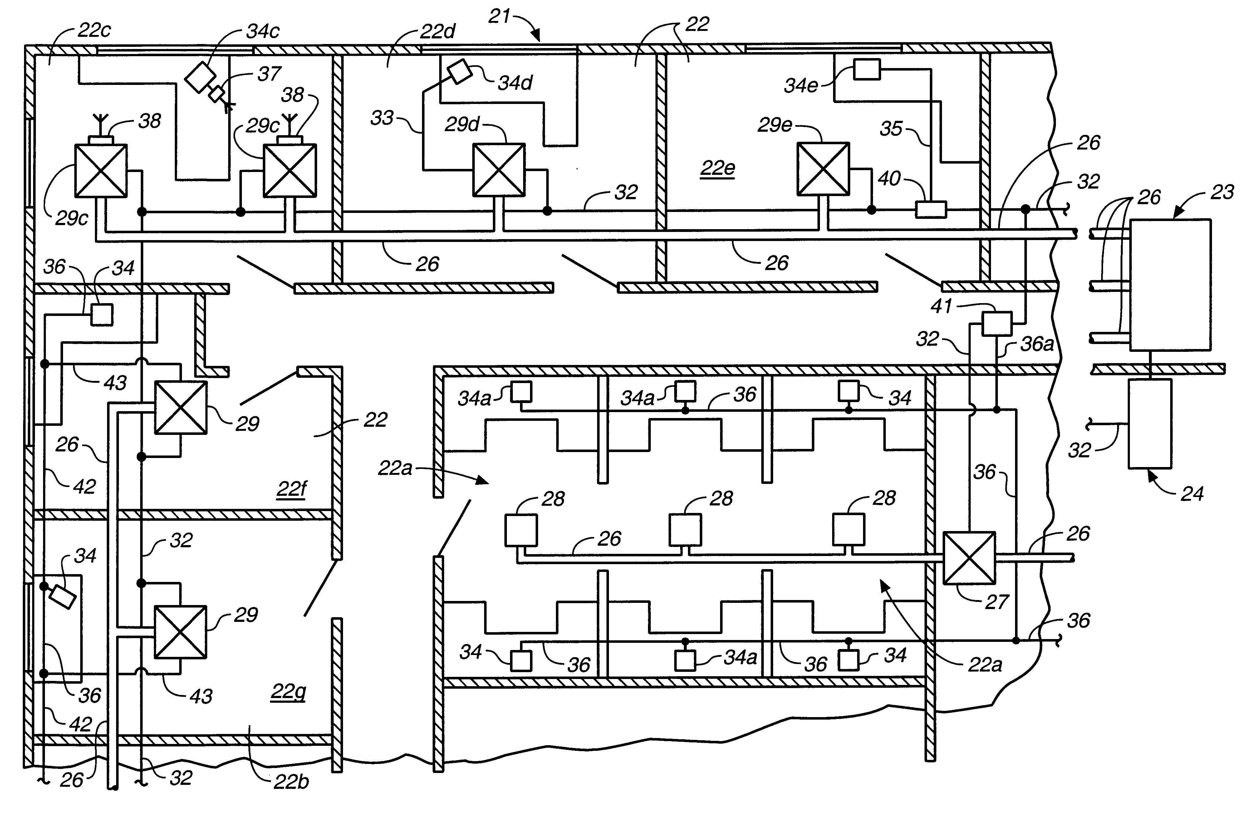 Floor plan symbols at home and interior design ideas best patent drawing buycottarizona Gallery