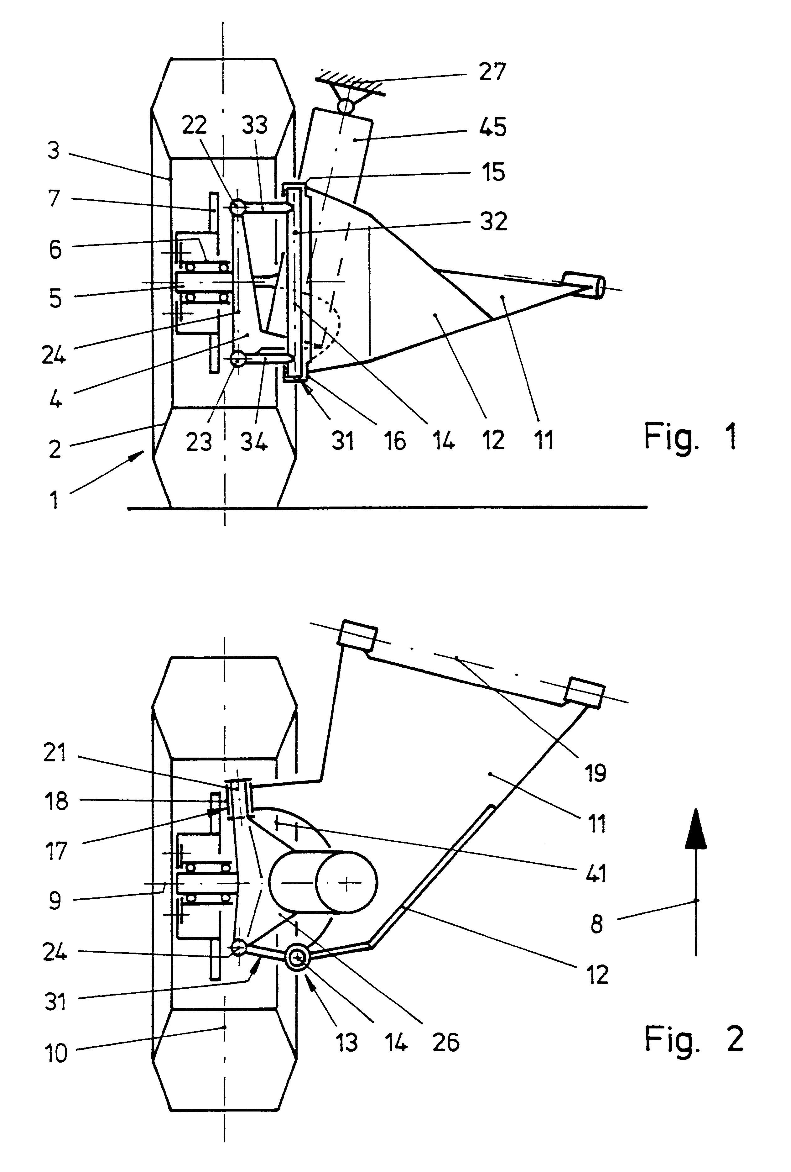 semi trailing arm suspension pdf