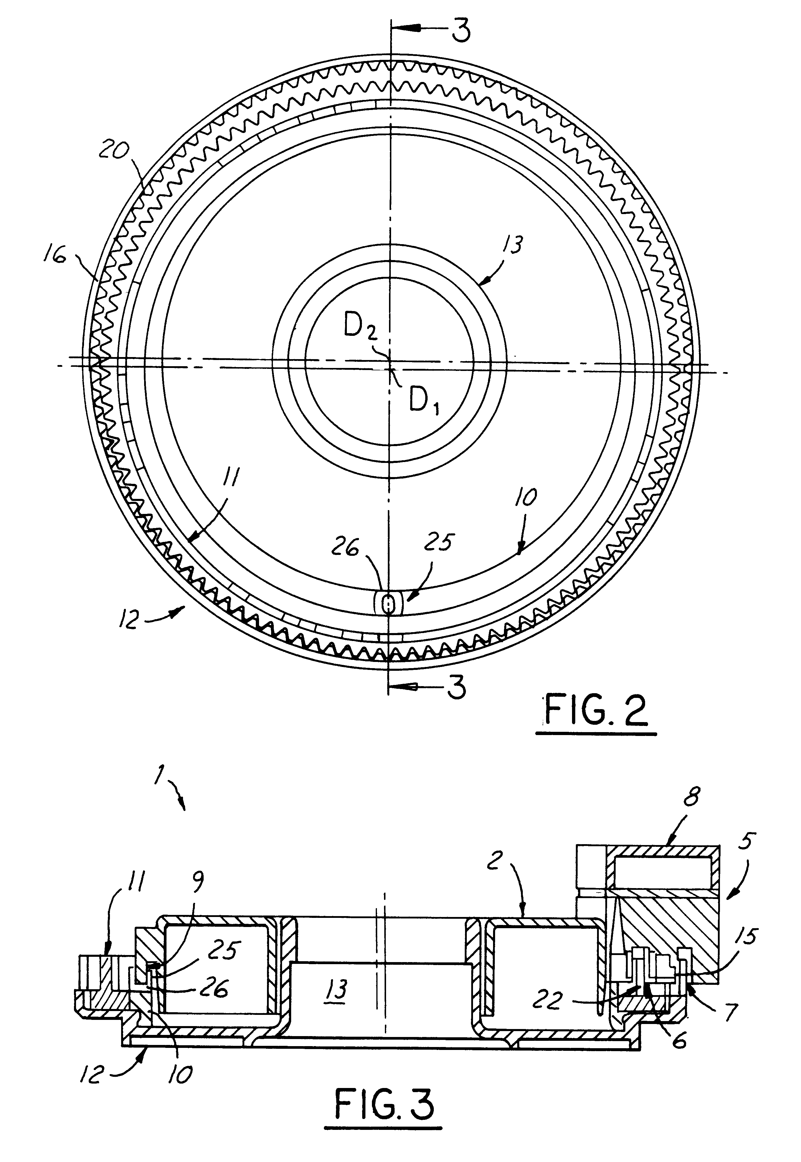 patent us6248993 - steering angle sensor