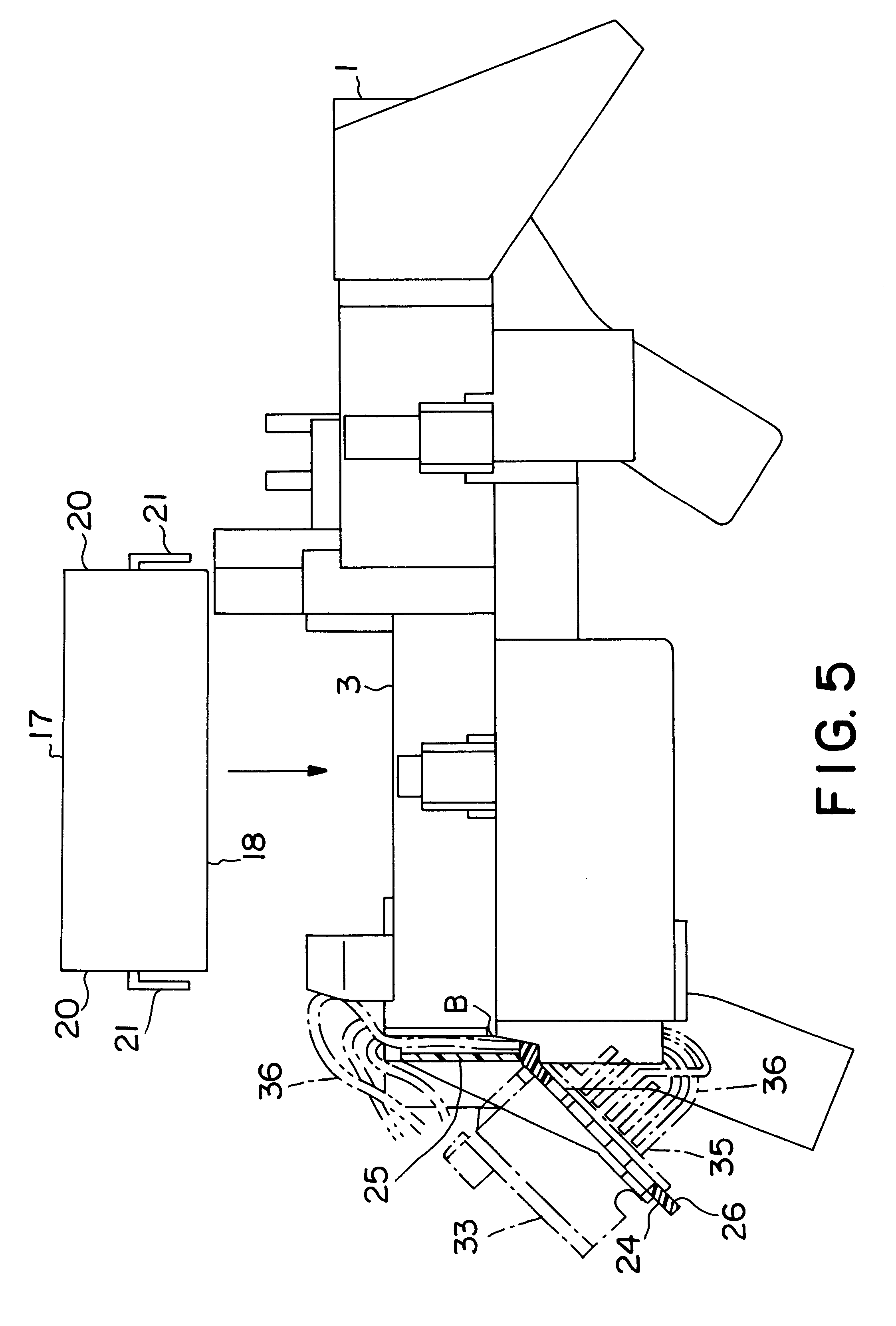 patent us6250954 - electrical connection box