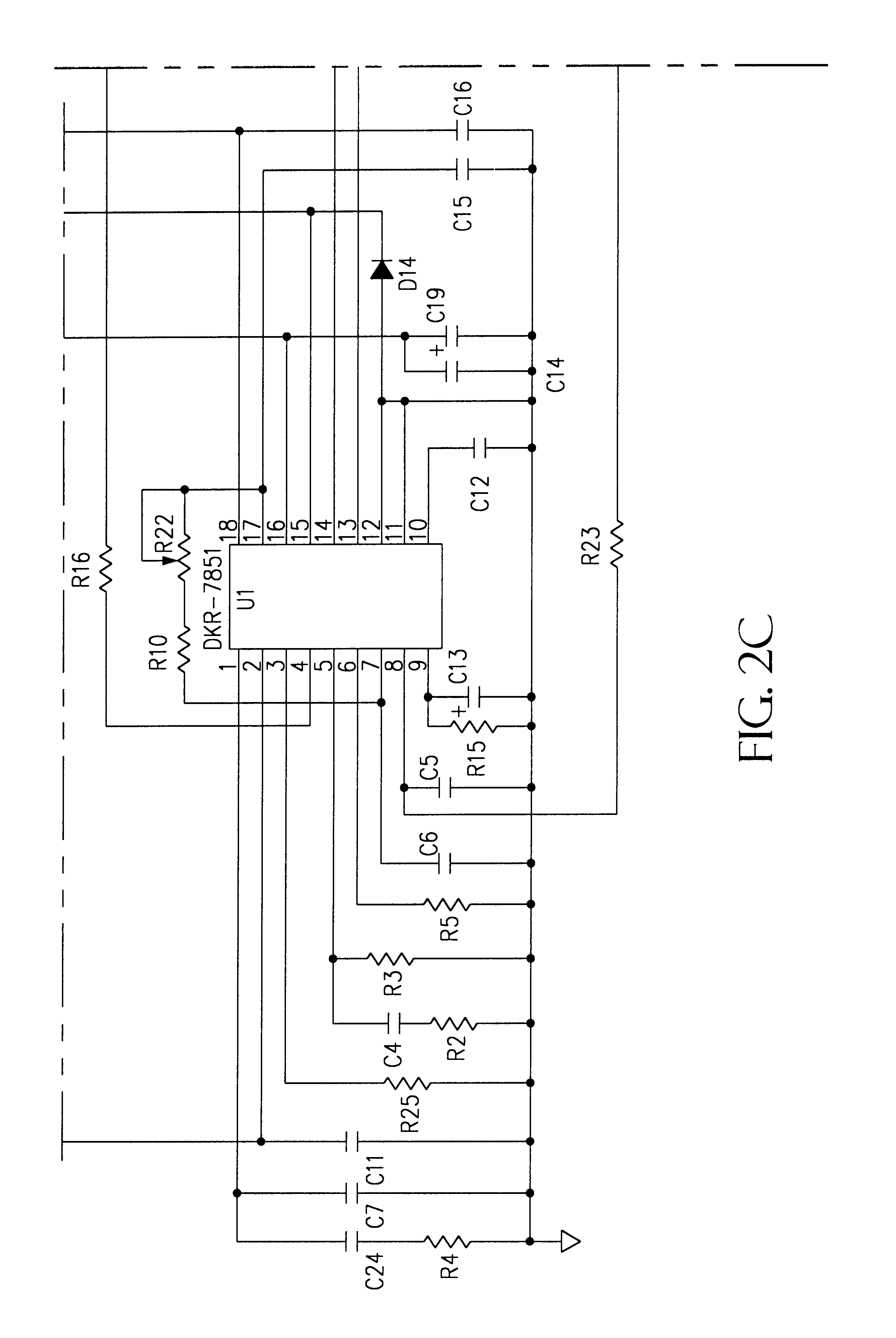 patent us electronic high intensity discharge ballast patent drawing