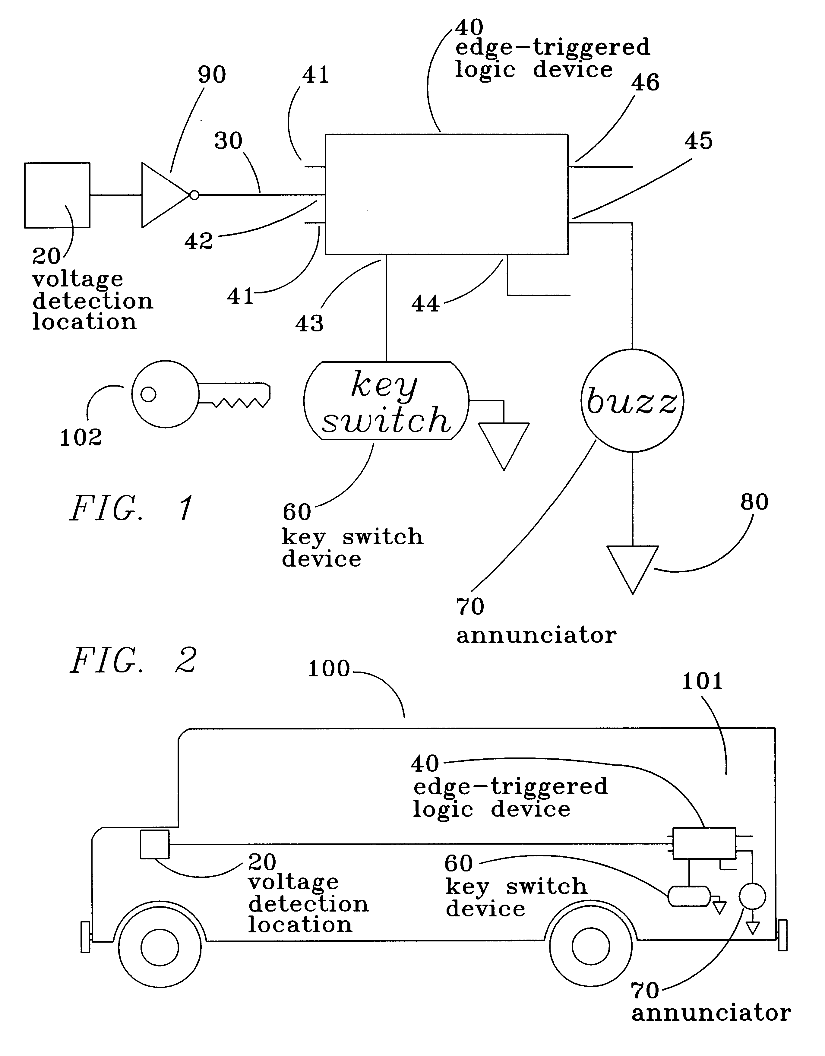 patent us6259358 school bus safety device patents Bell Curve Drawing patent drawing