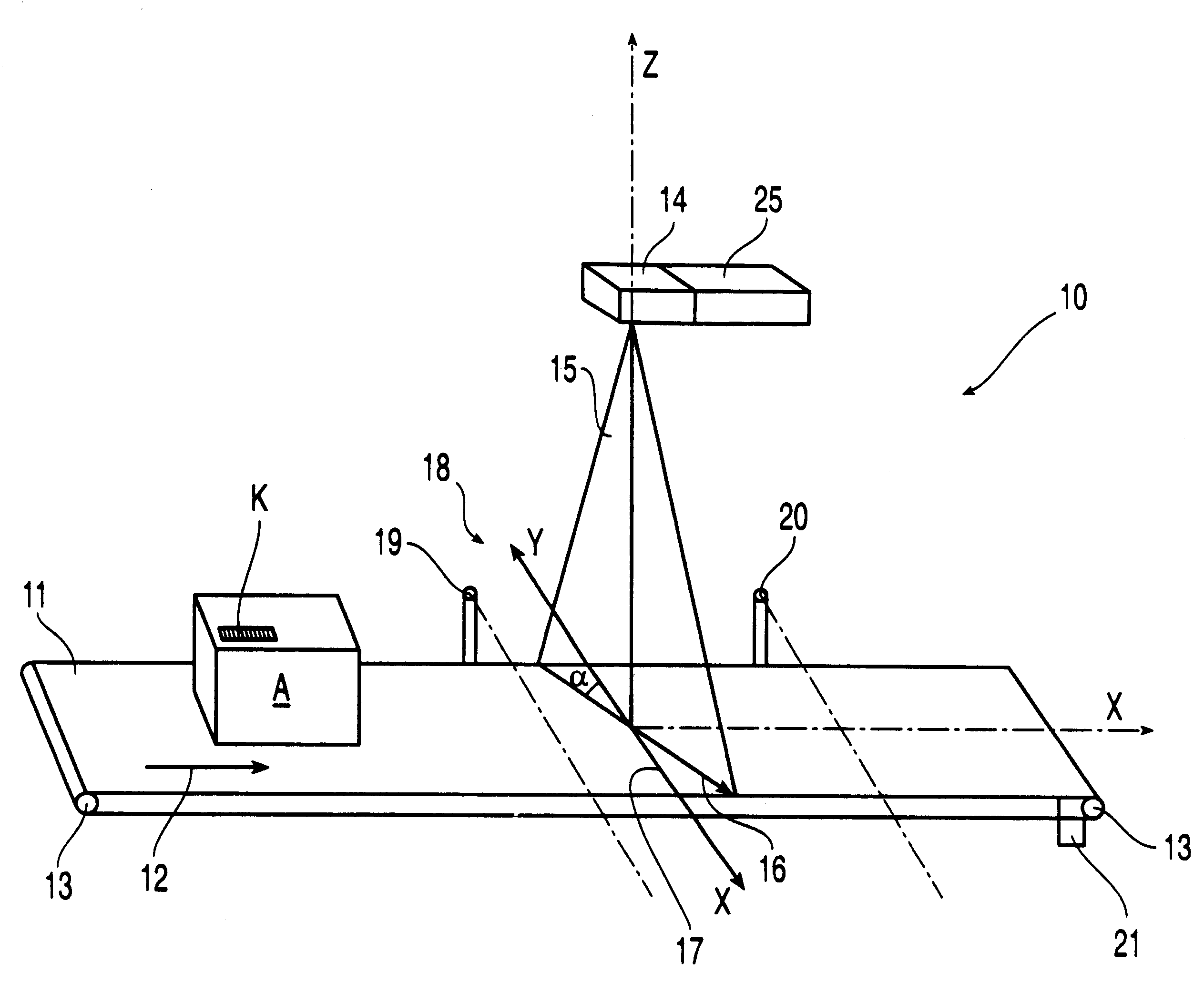 Civil D Draw Line Bearing Distance : Patent us process and apparatus for measuring the