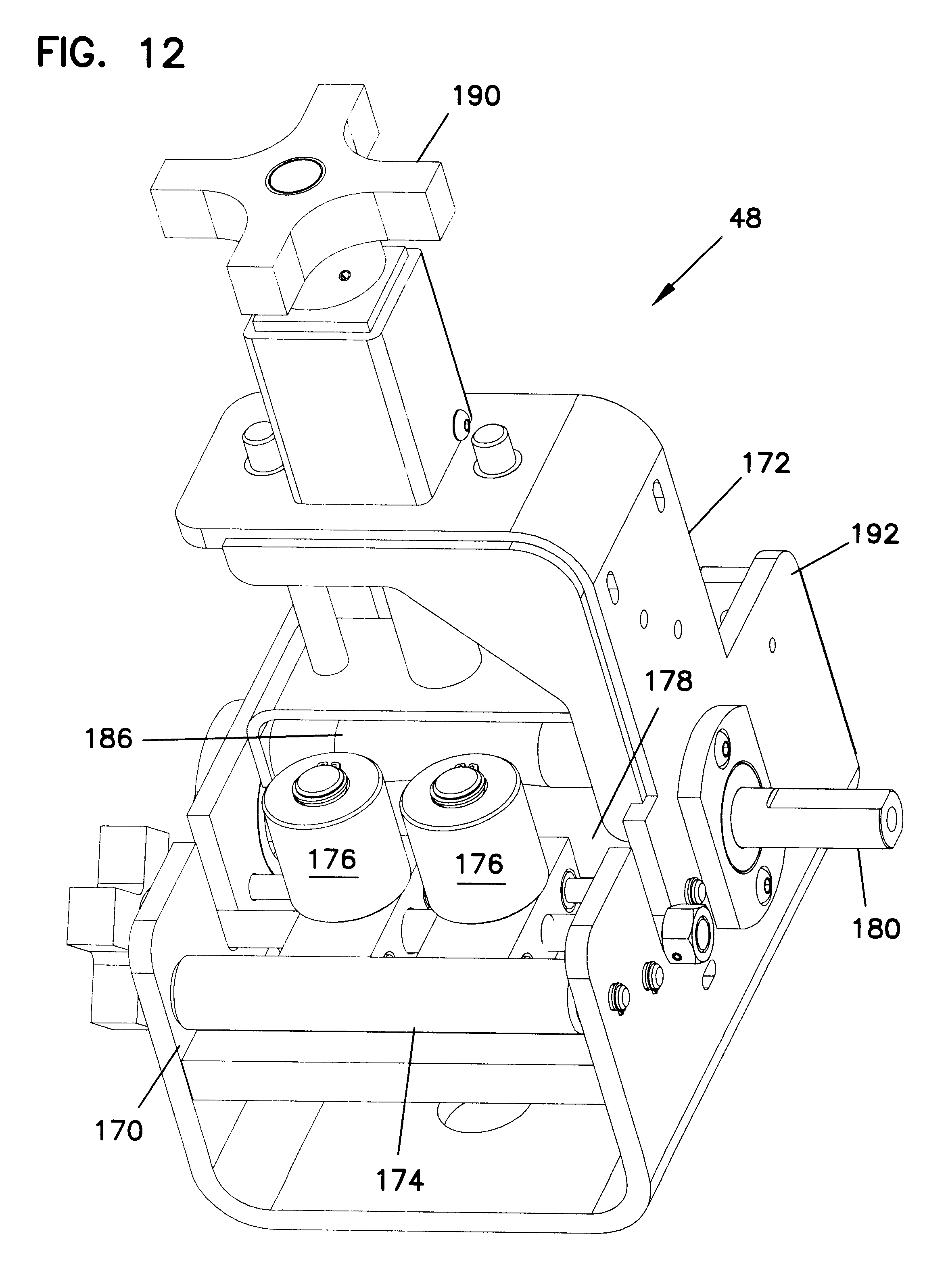 Apparatus And Method For Installing Cable : Patente us cable conveying apparatus and method