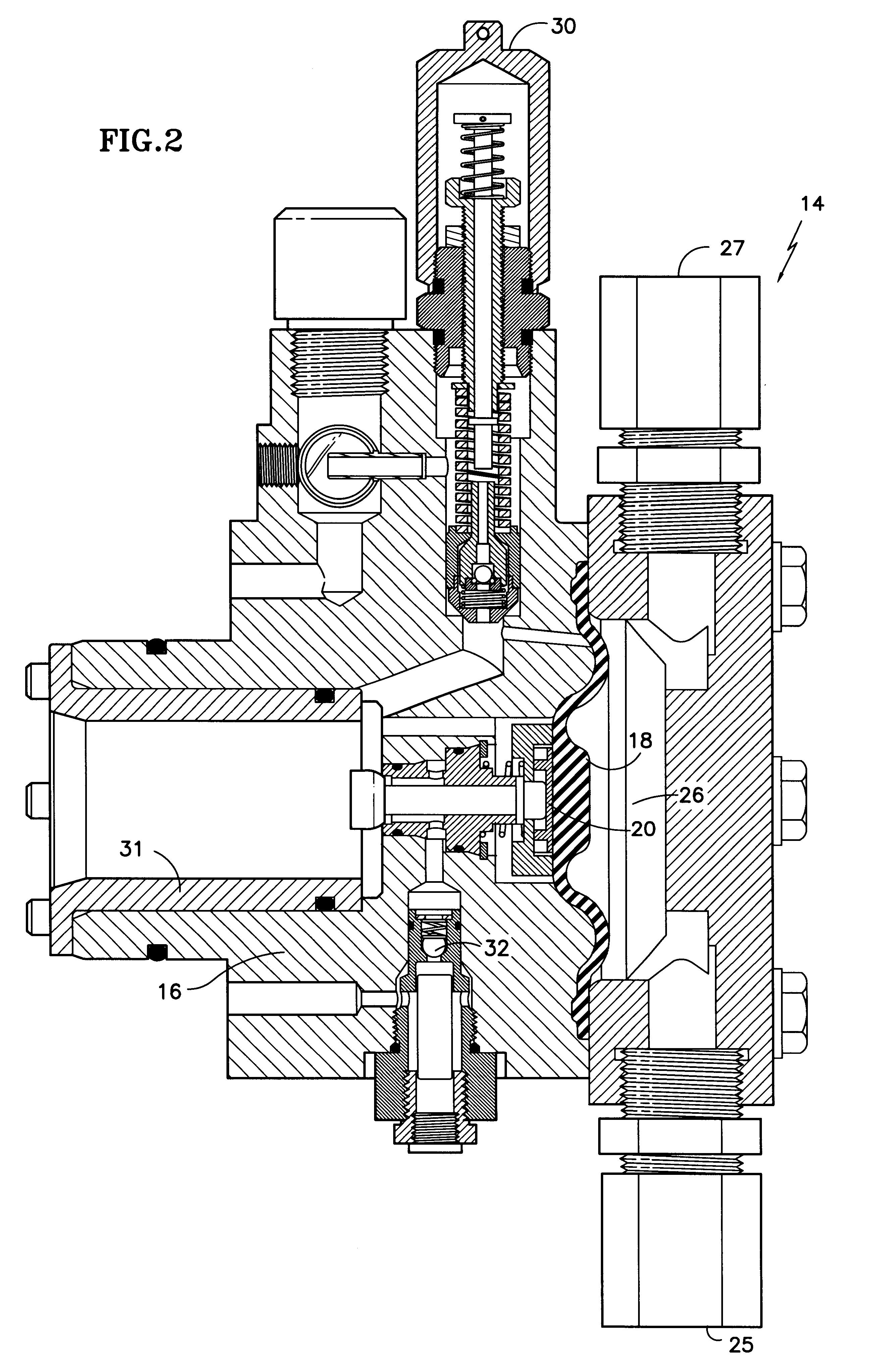 Patent US6264436 - Multifunction valve - Google Patents