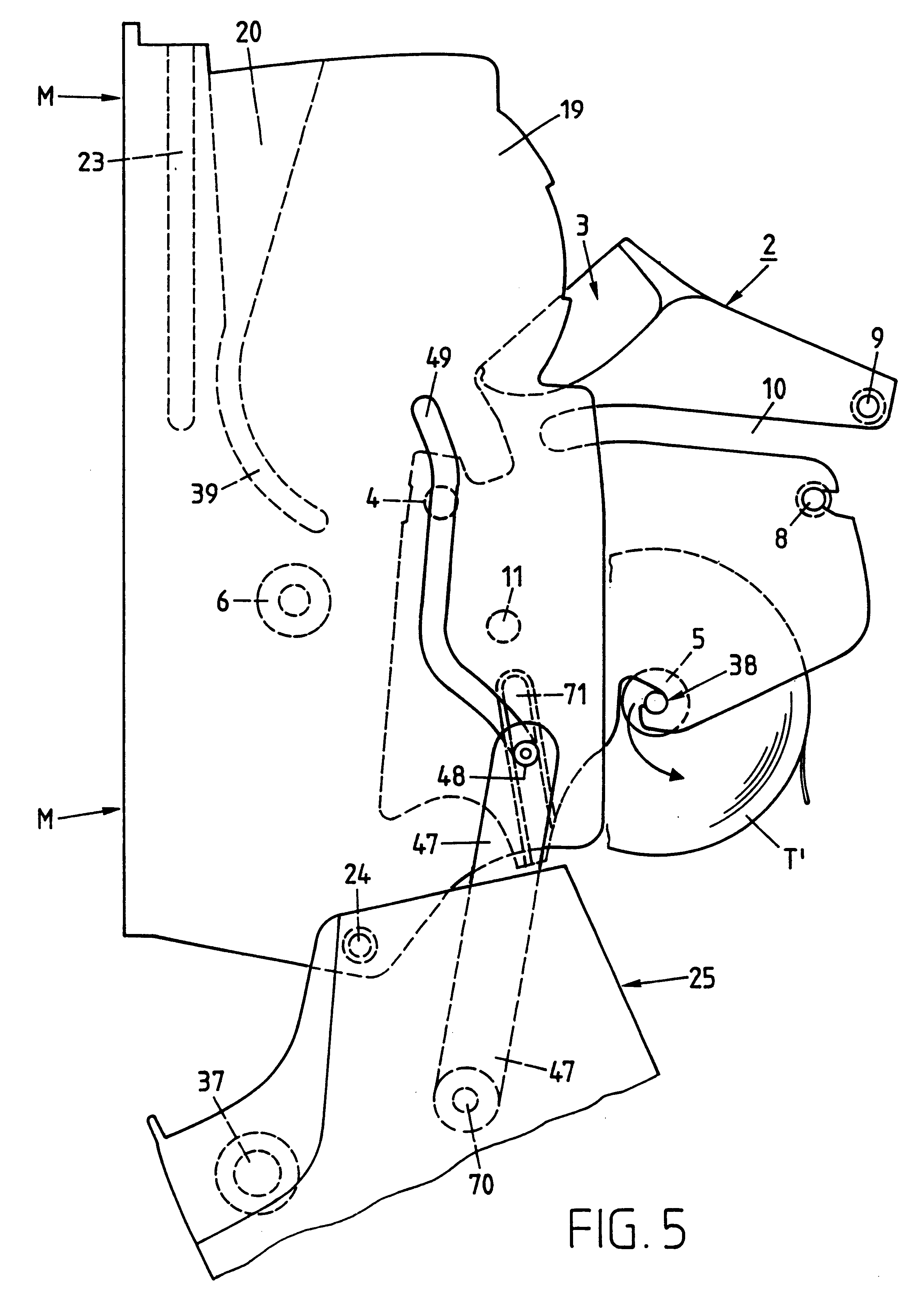 patent us6267460 - towel dispenser