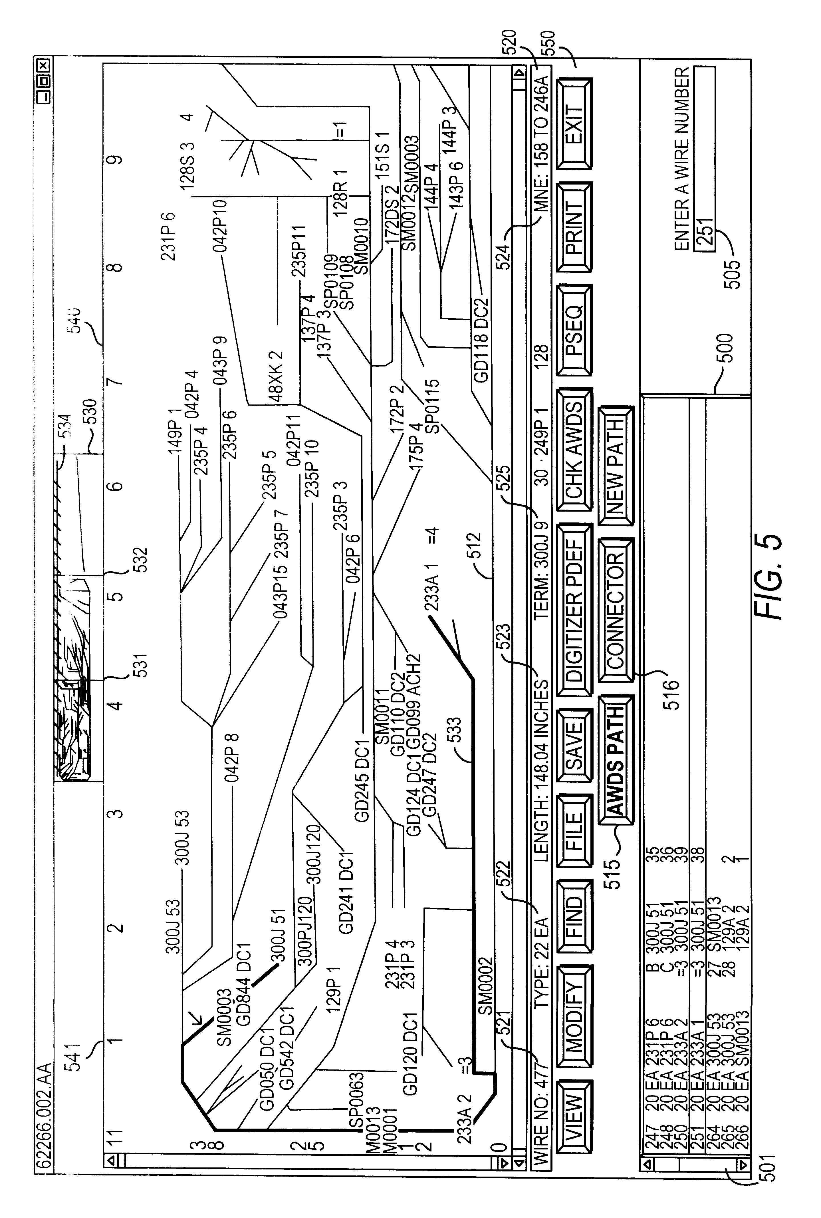 patent us6272387 wire harness system google patents Boeing Wire Harness Boeing Wire Harness #88 boeing wire harness