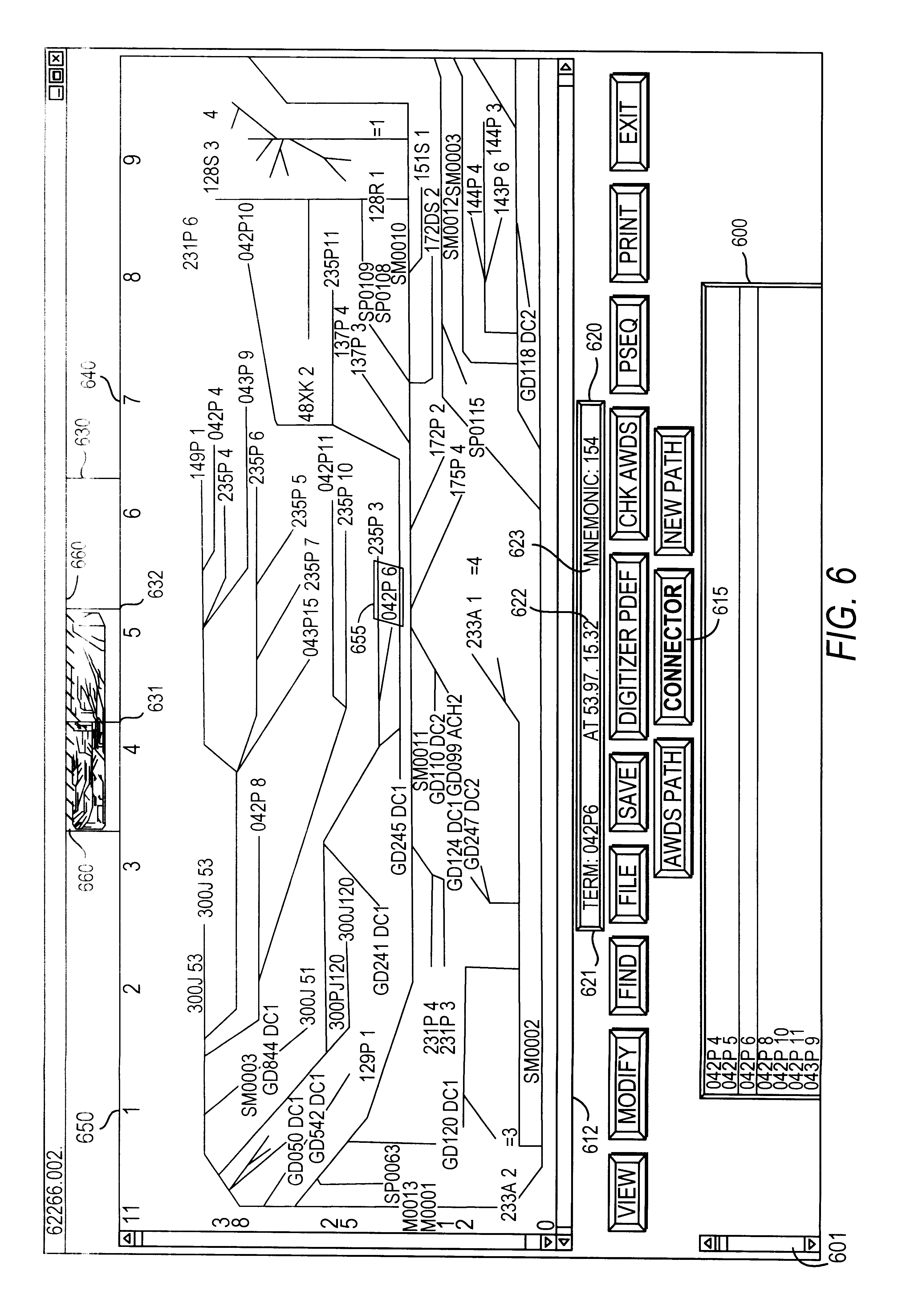 patent us6272387 wire harness system google patents patent drawing