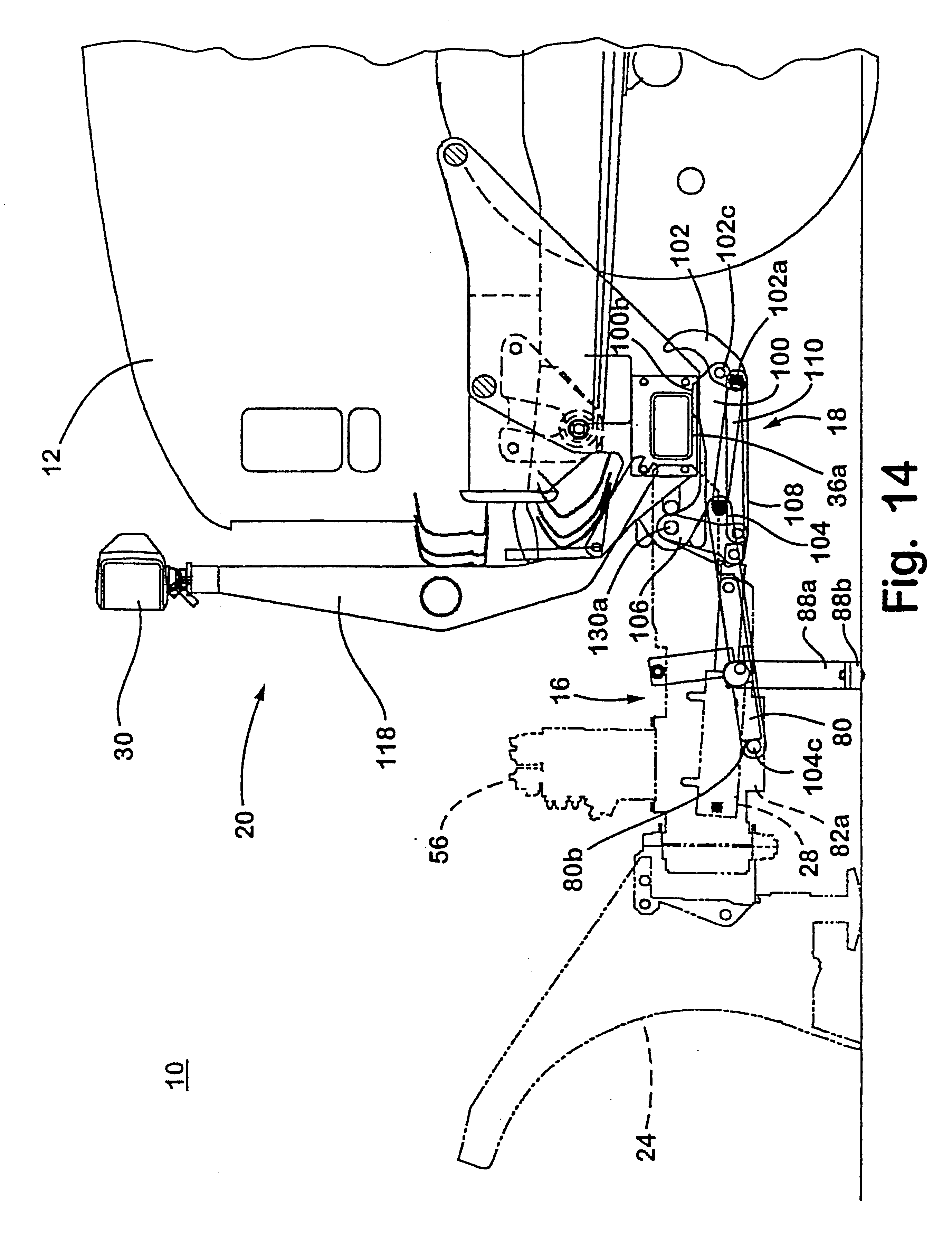 patent us6276076 plow hitch assembly for vehicles patents Blizzard Plow Parts Diagram patent drawing