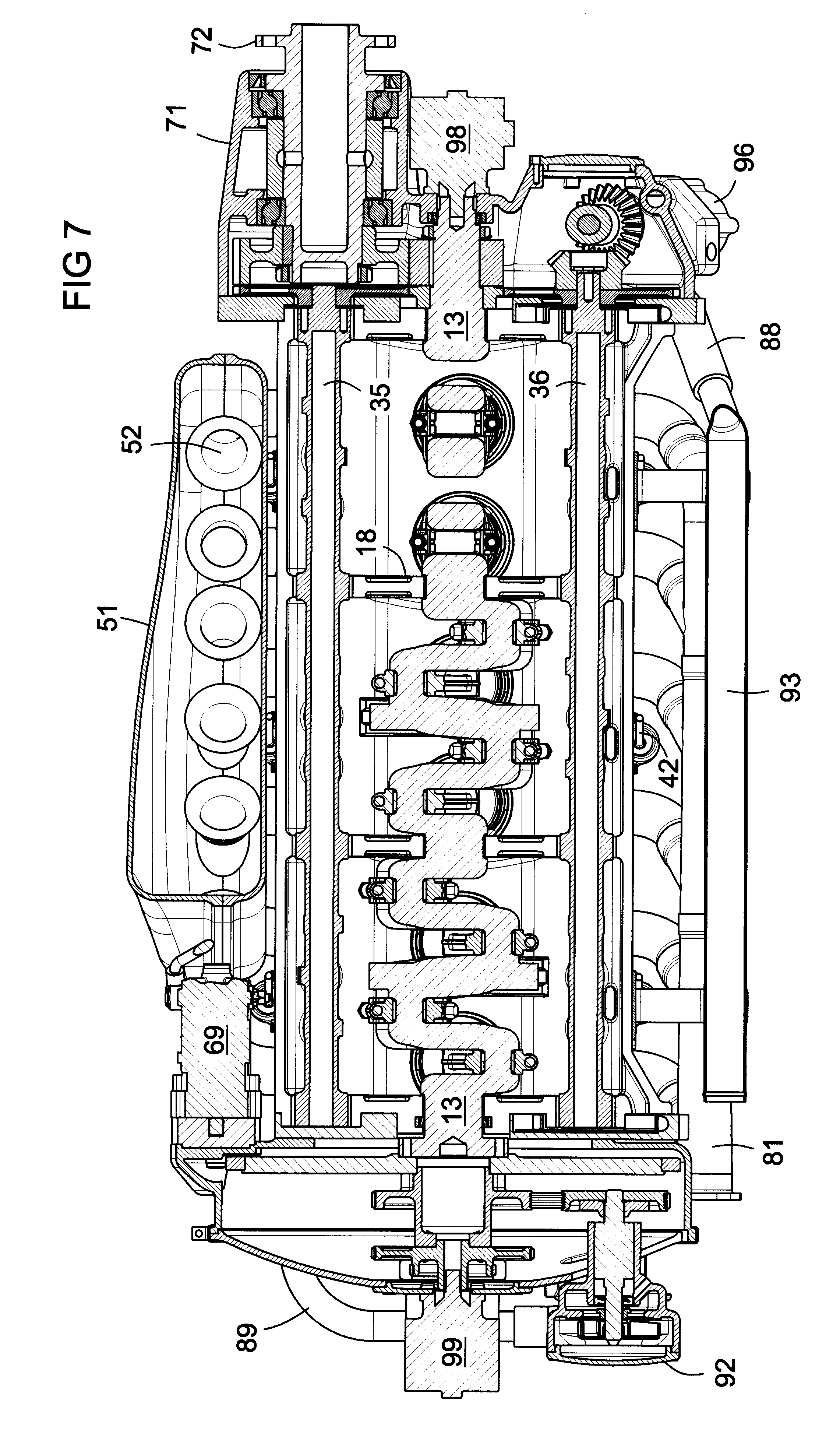 engine crankshaft balancers