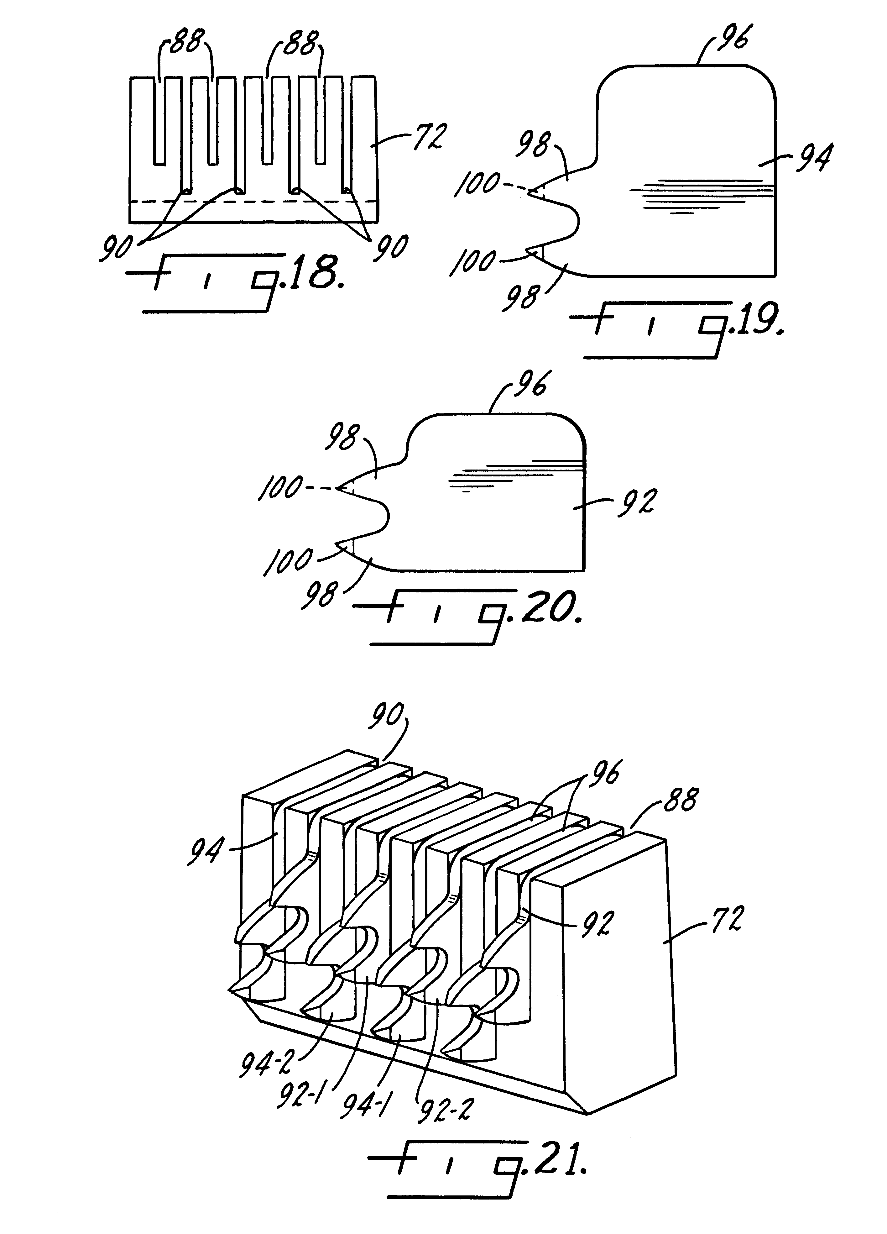 patent us6283768 - rj-45 style modular connector