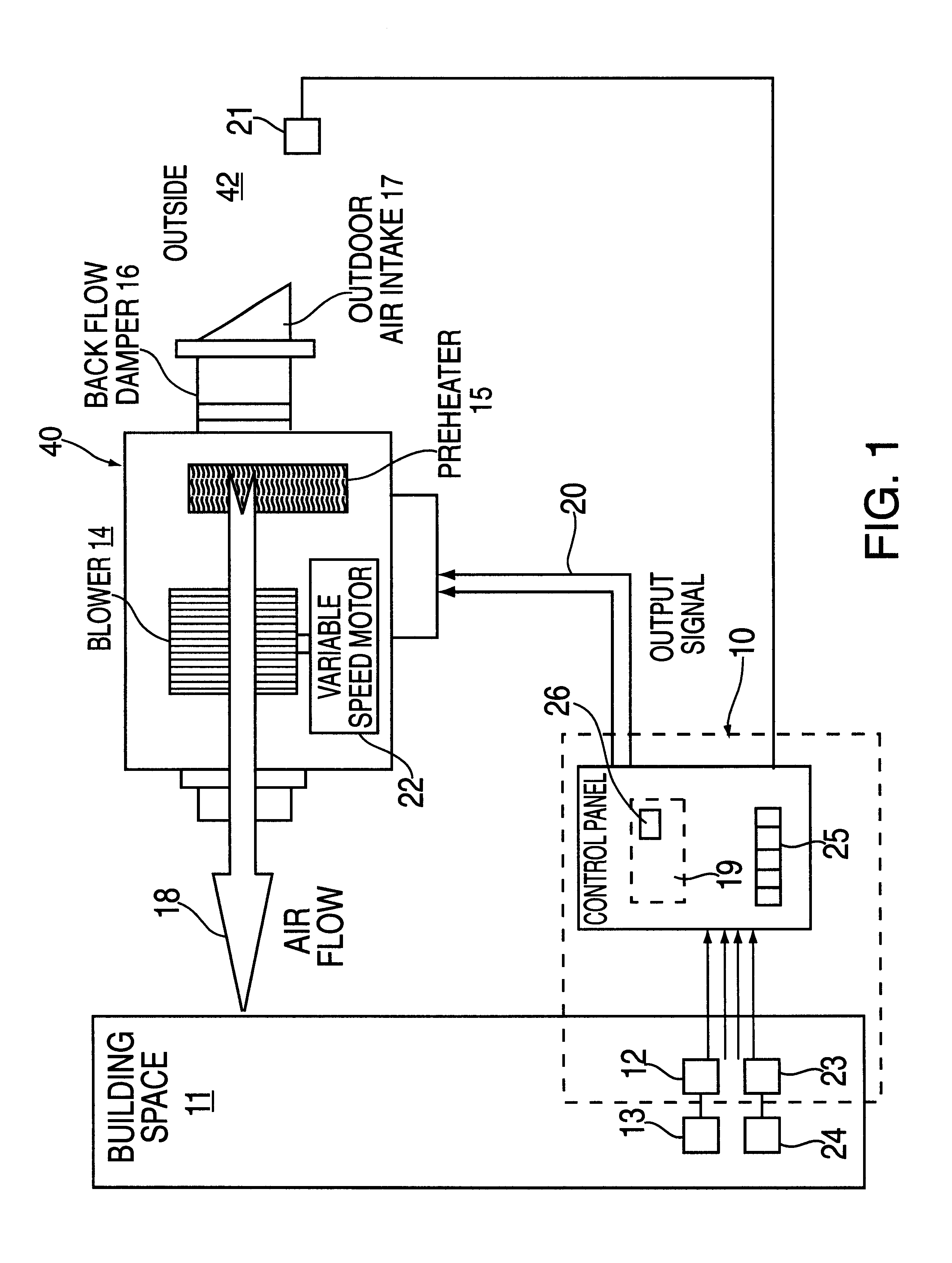 #3E3E3E Patent US6283851 Make Up Air Equipment Control    Recommended 5087 Make Up Air Damper pics with 2548x3380 px on helpvideos.info - Air Conditioners, Air Coolers and more