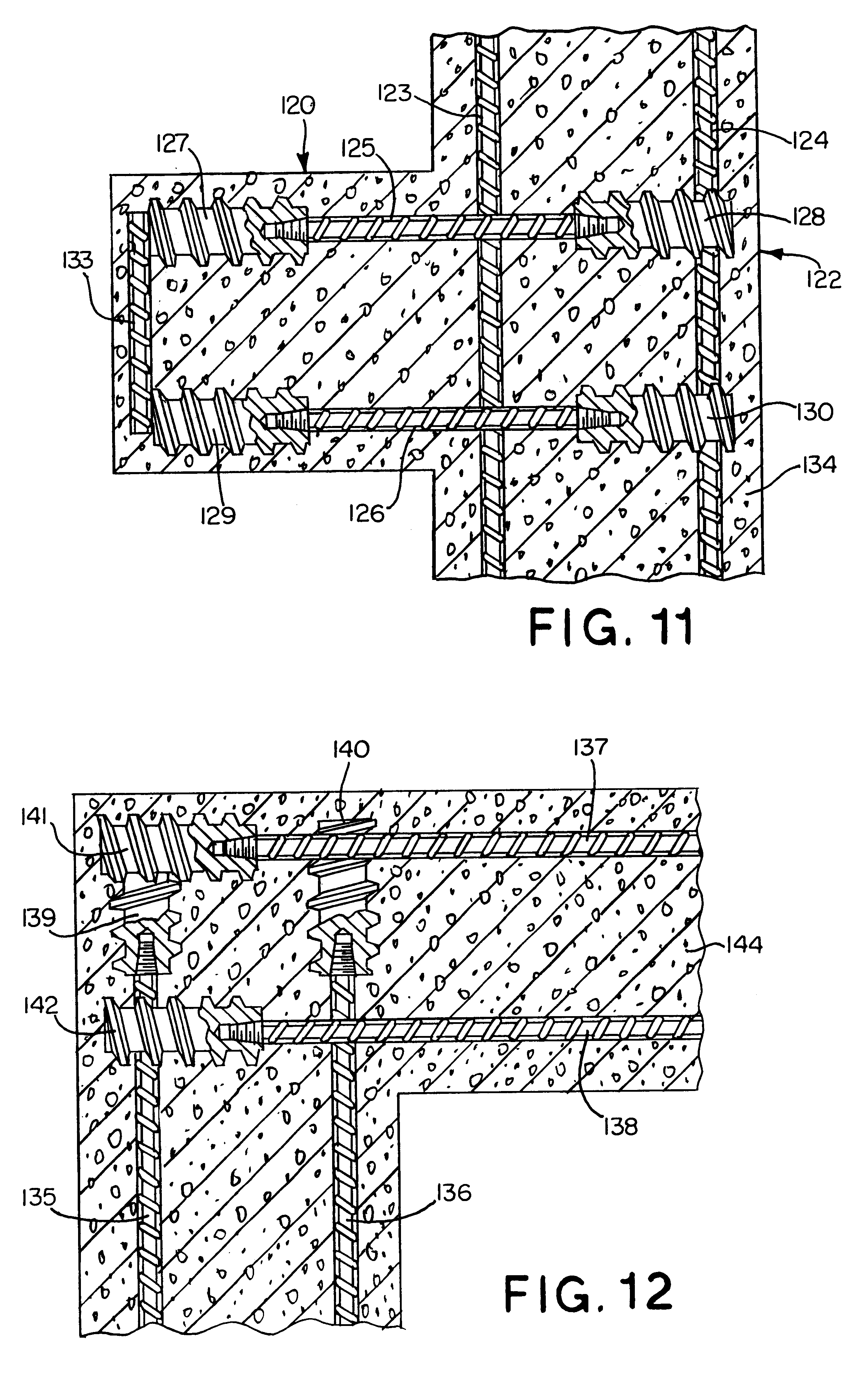 Patent US6286270 - Bar anchor and method for reinforcing steel in ...