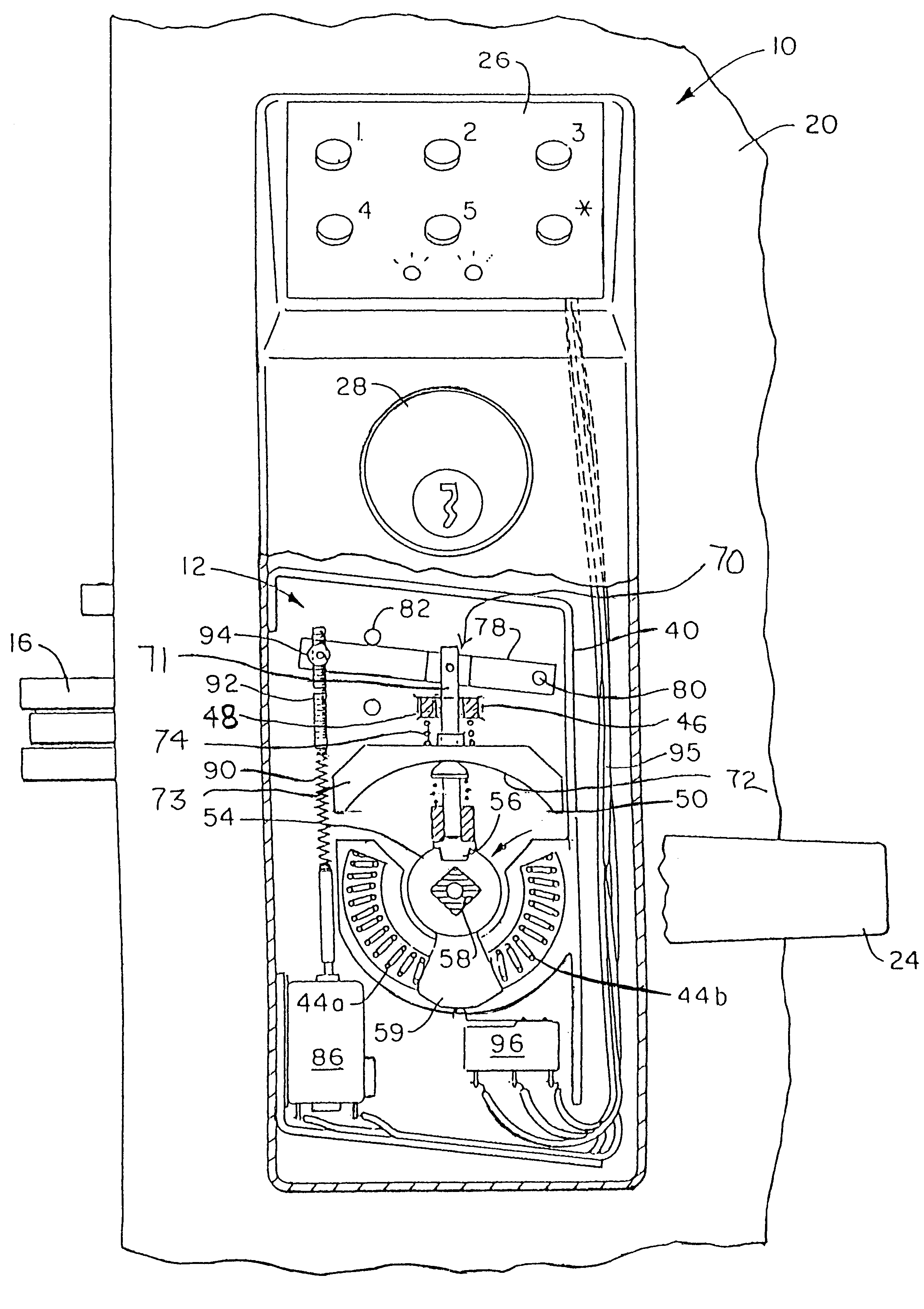 Onity ht24 template 57 images mortise lock diagram quotes onity ht24 template patent us6286347 clutch mechanism with moveable injector pronofoot35fo Image collections