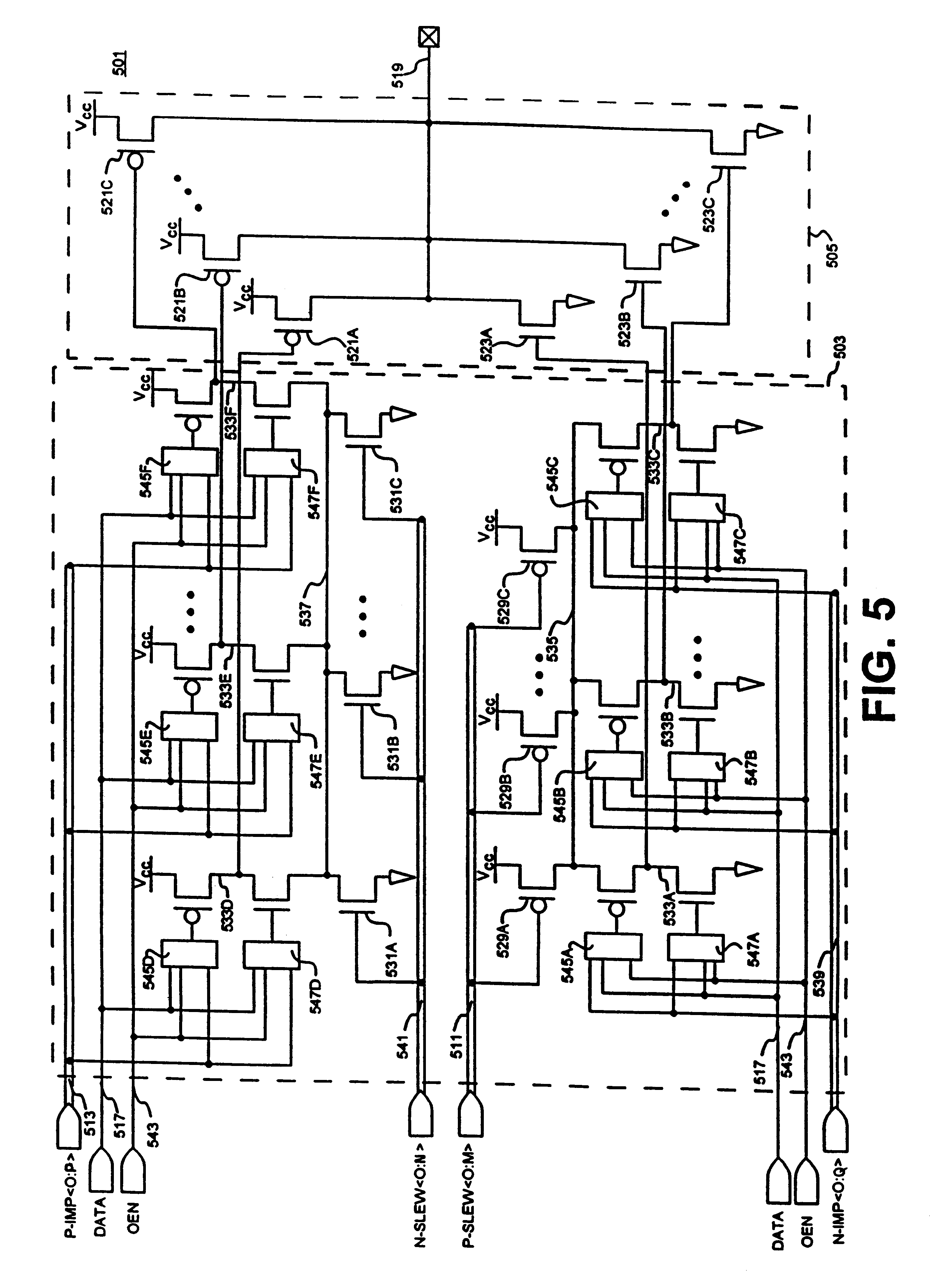 patent us6288563 - slew rate control