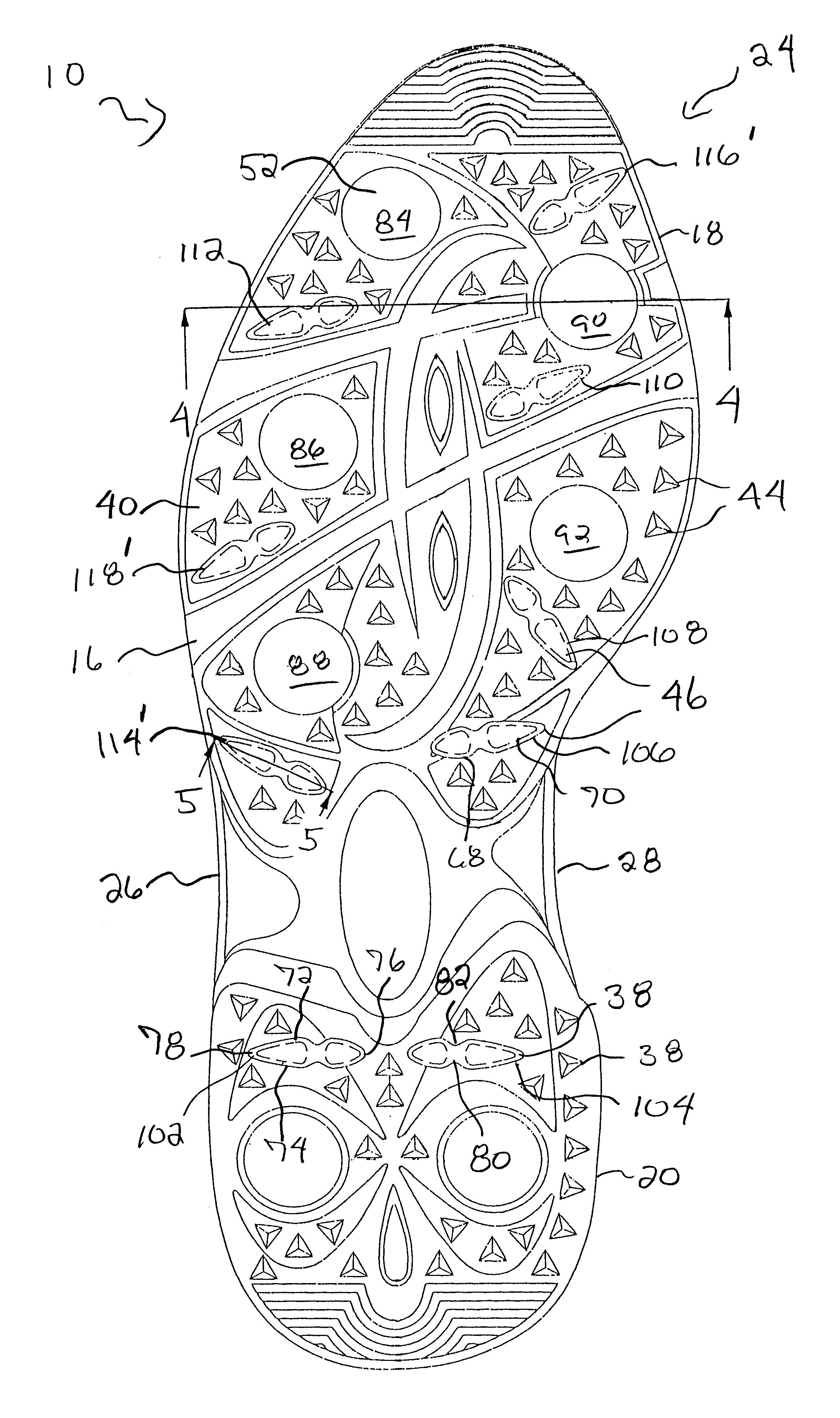 Golf Shoe Patents