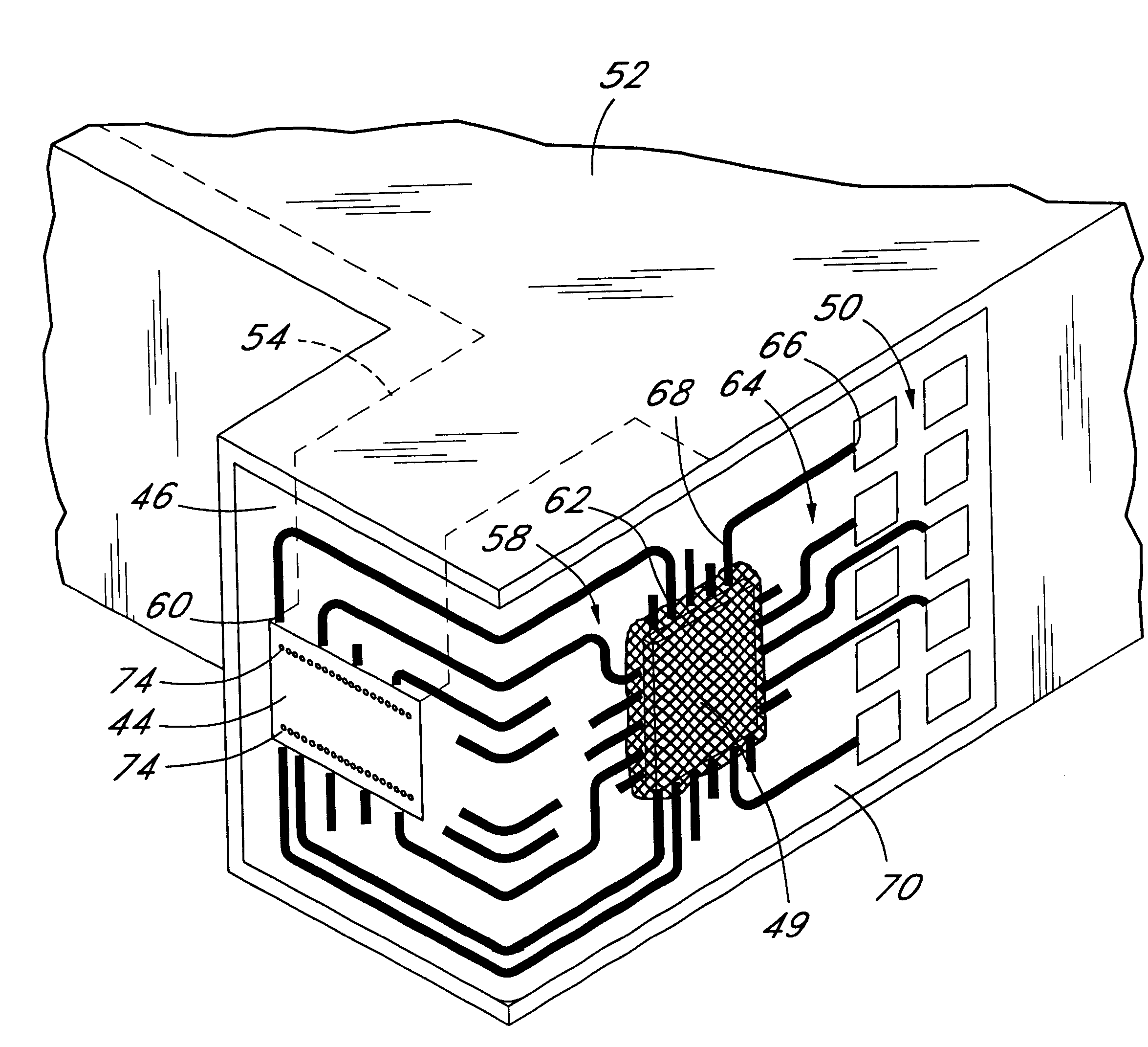 Patent Us6290321 - Printer Ink Cartridge