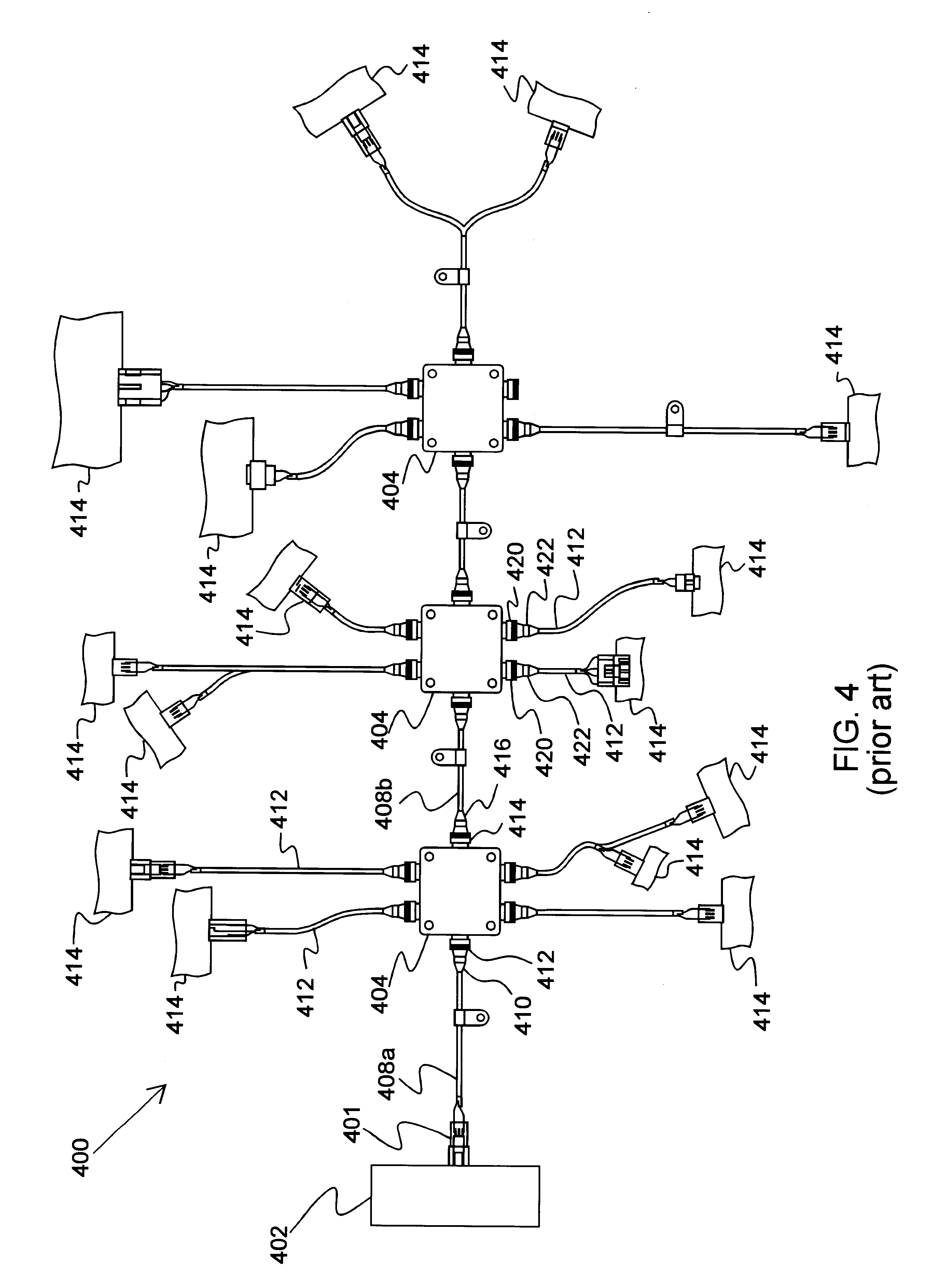 patent us6291770 wiring system and method therefor patenten Electrical Connectors patent drawing