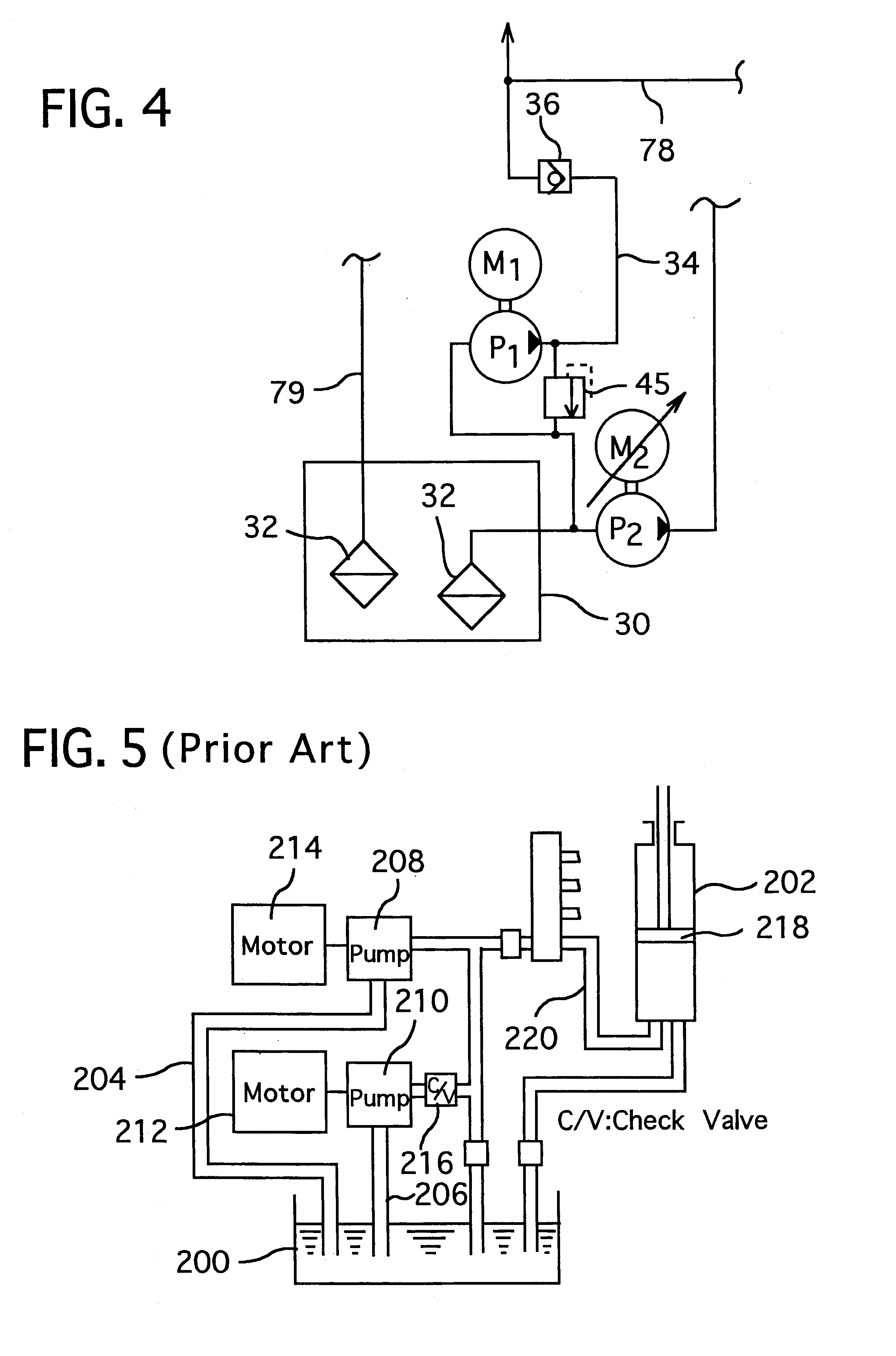 patent us hydraulic circuit for forklift patents patent drawing