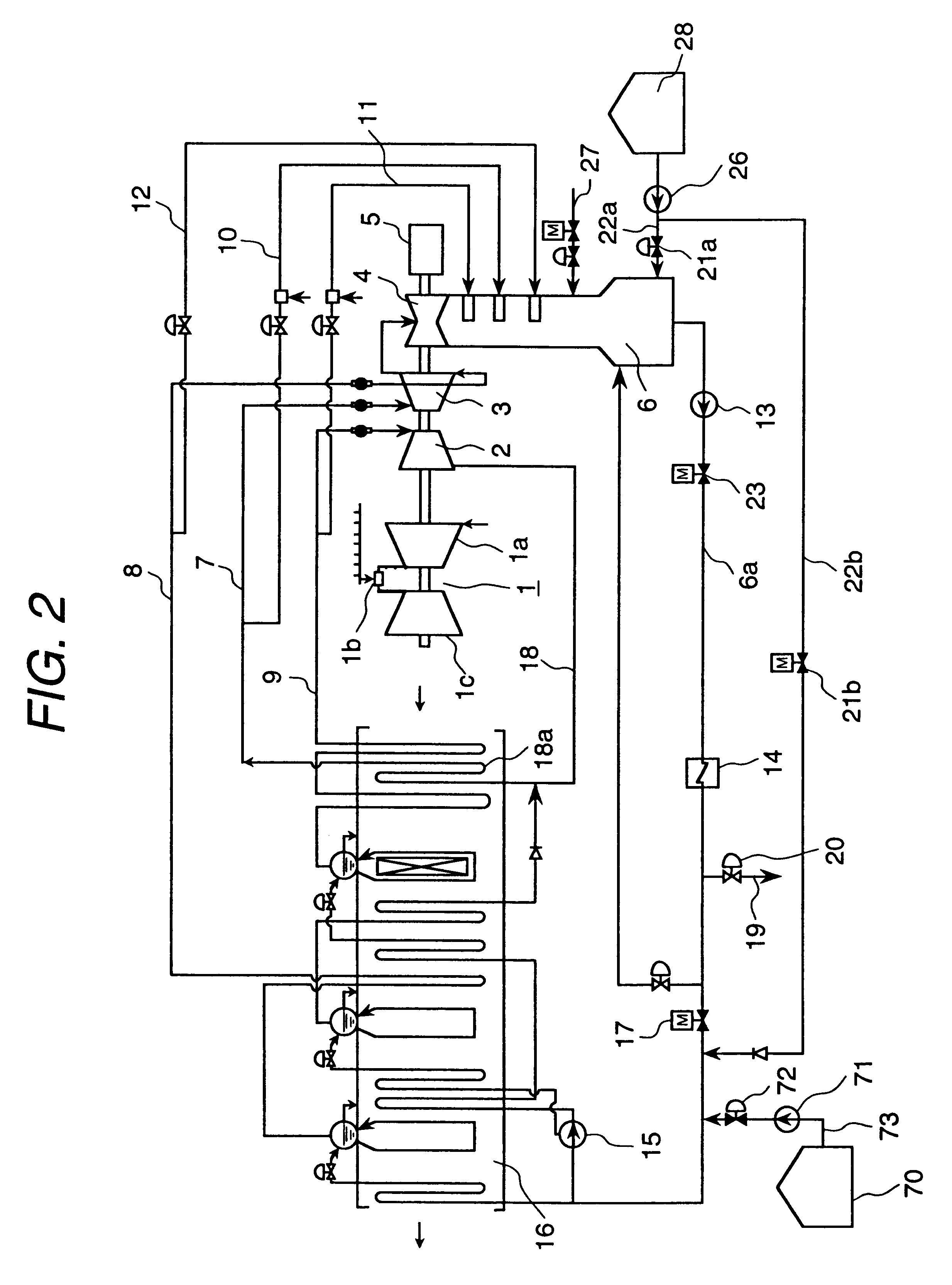 Patent US Condenser power plant equipment and power