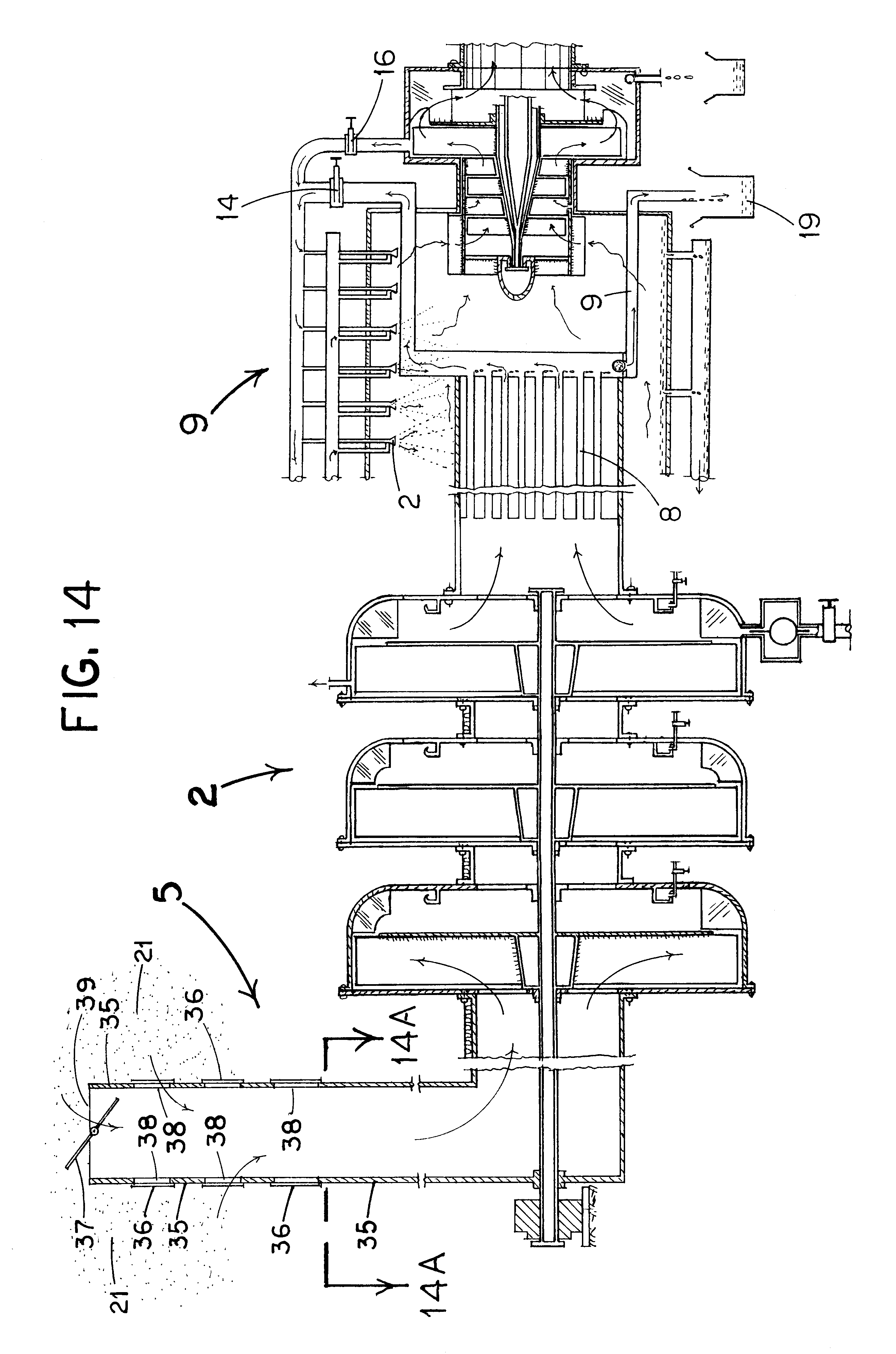 patent us6293121 water mist blower cooling system and its new
