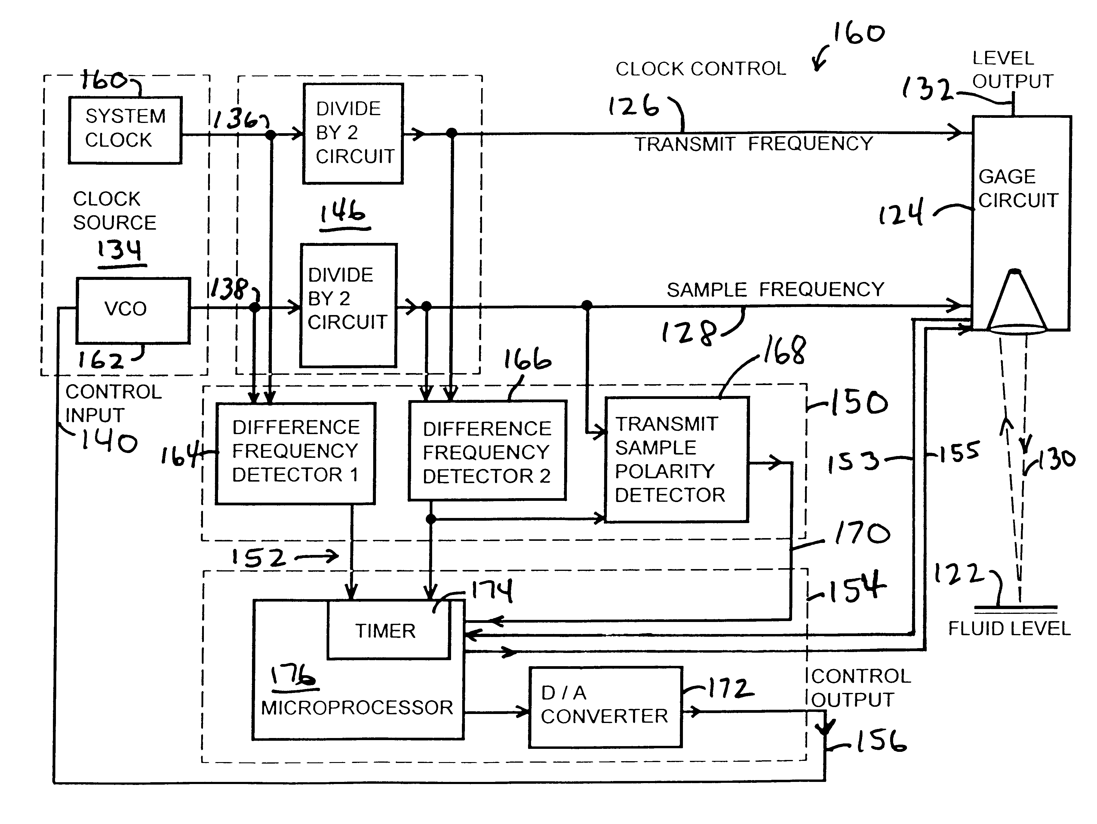 US06300897 20011009 D00000 patent us6300897 stabilization in a radar level gauge google radar level transmitter wiring diagram at reclaimingppi.co