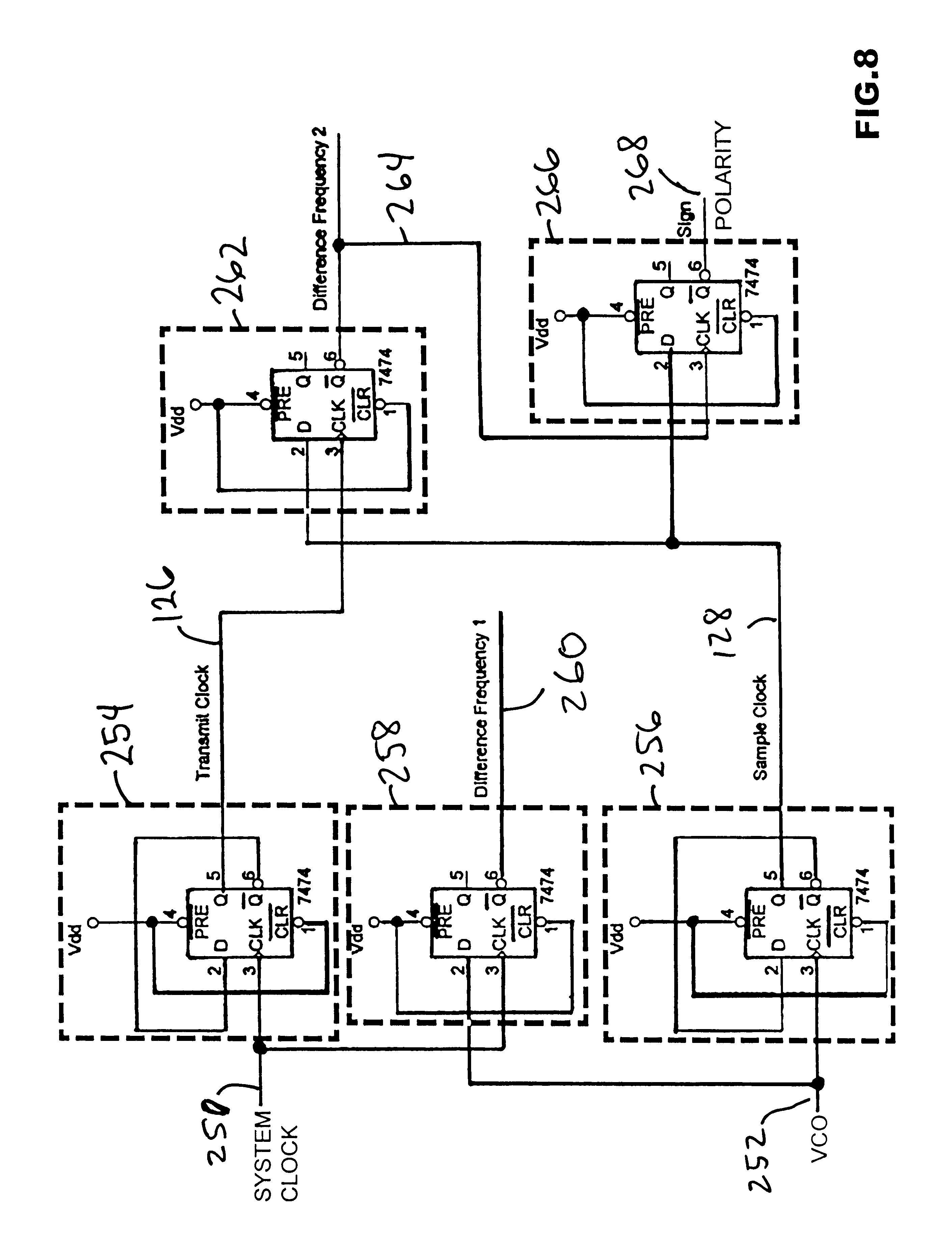 US06300897 20011009 D00008 patent us6300897 stabilization in a radar level gauge google radar level transmitter wiring diagram at reclaimingppi.co